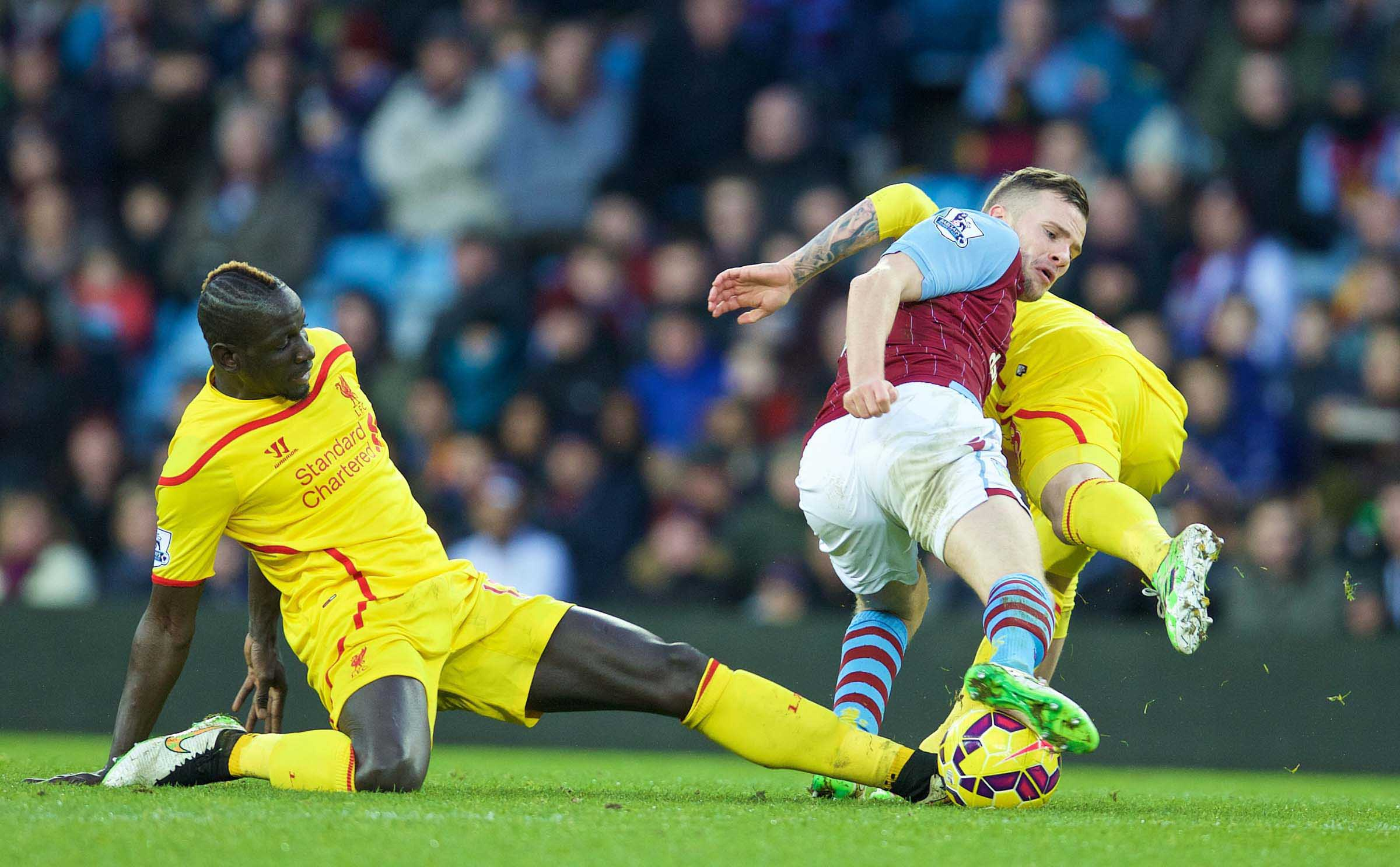 LIVERPOOL: WHAT WOULD MAMADOU?