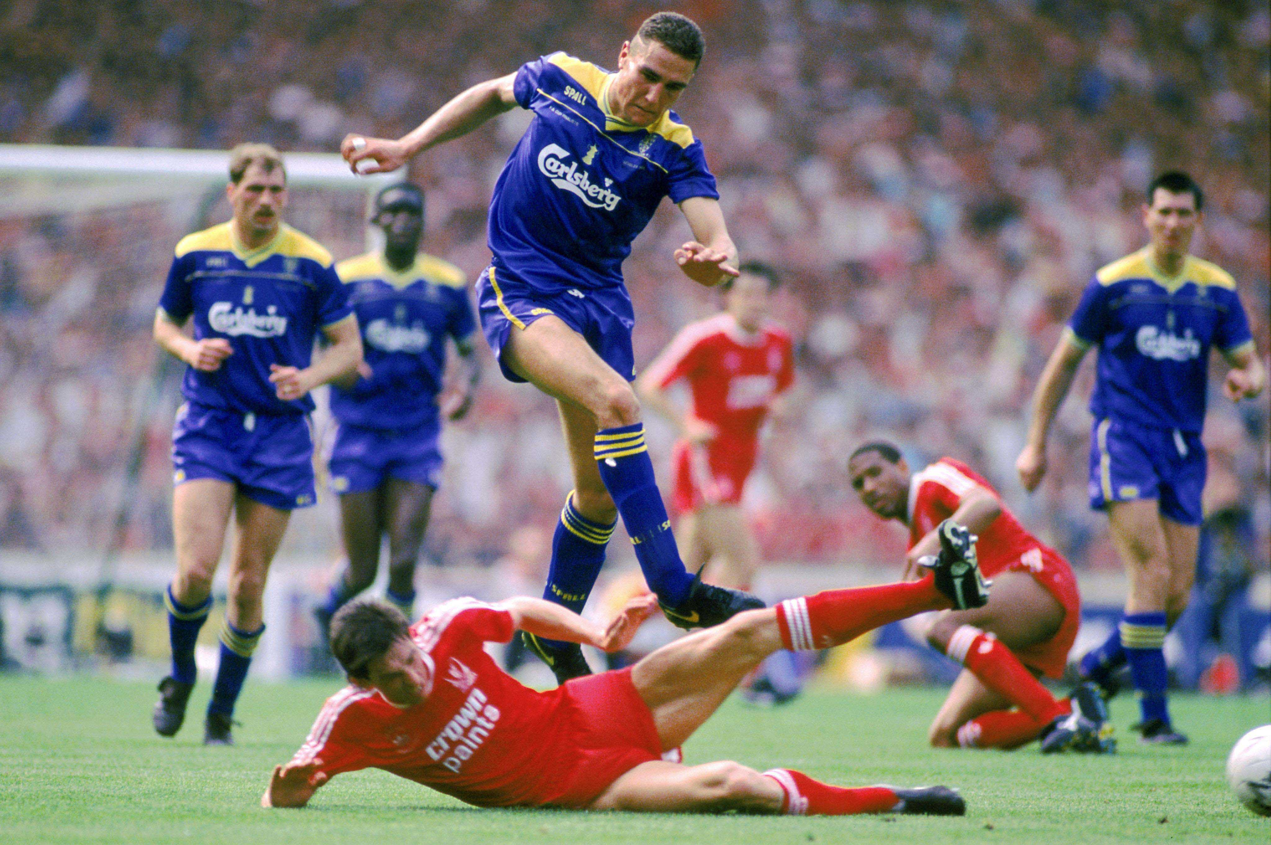 AFC WIMBLEDON v LIVERPOOL: THE FA CUP GHOSTS OF 1988