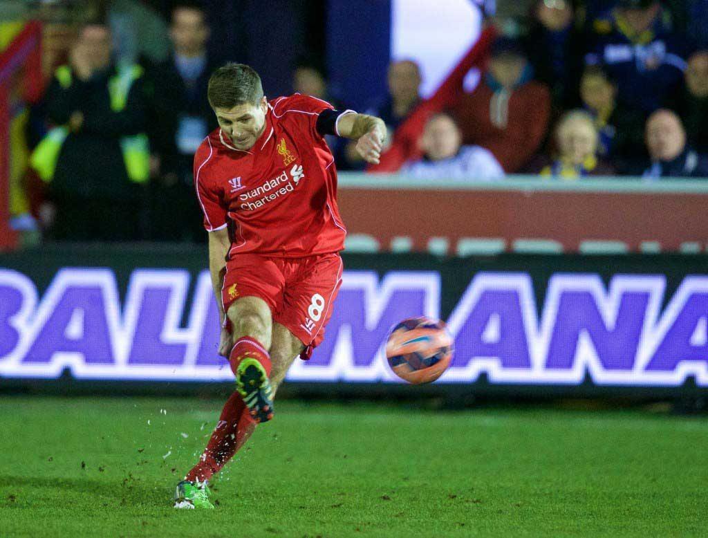Football - FA Cup - 3rd Round - AFC Wimbledon v Liverpool FC