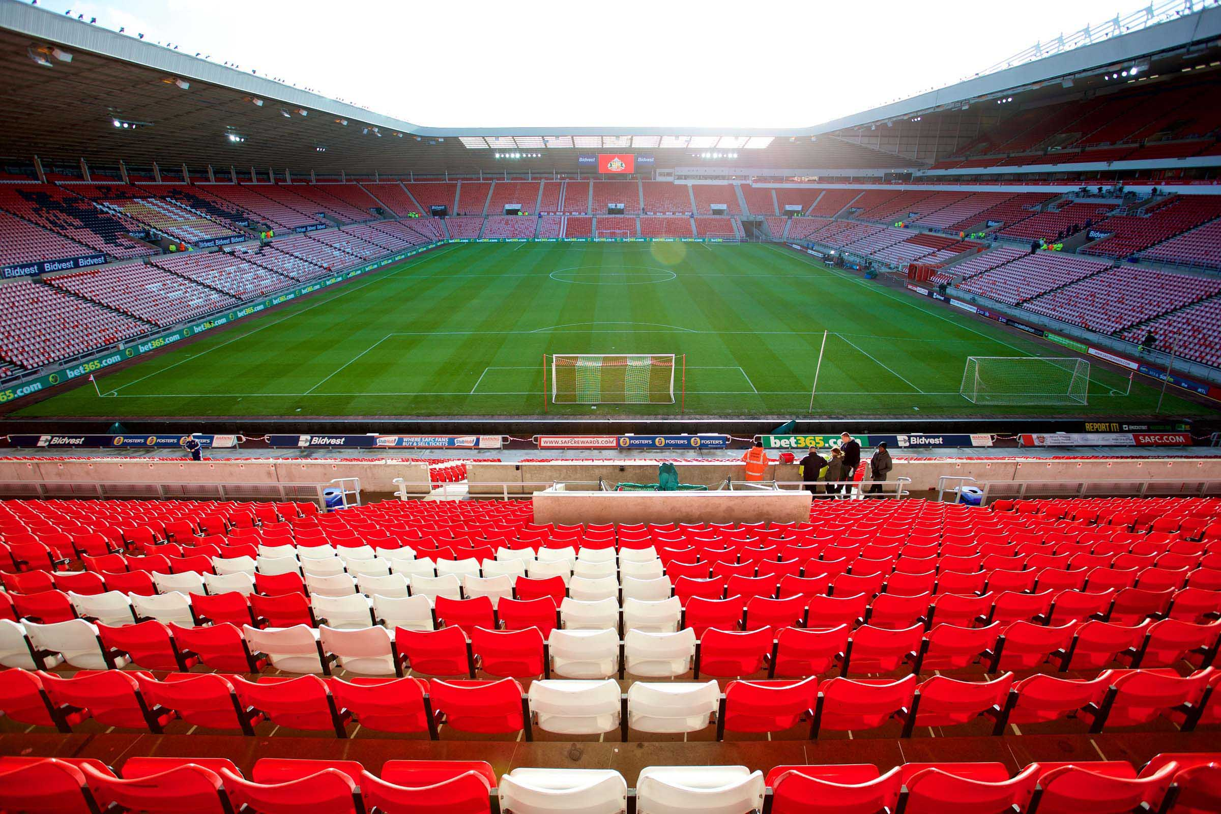 Football - FA Premier League - Sunderland AFC v Liverpool FC