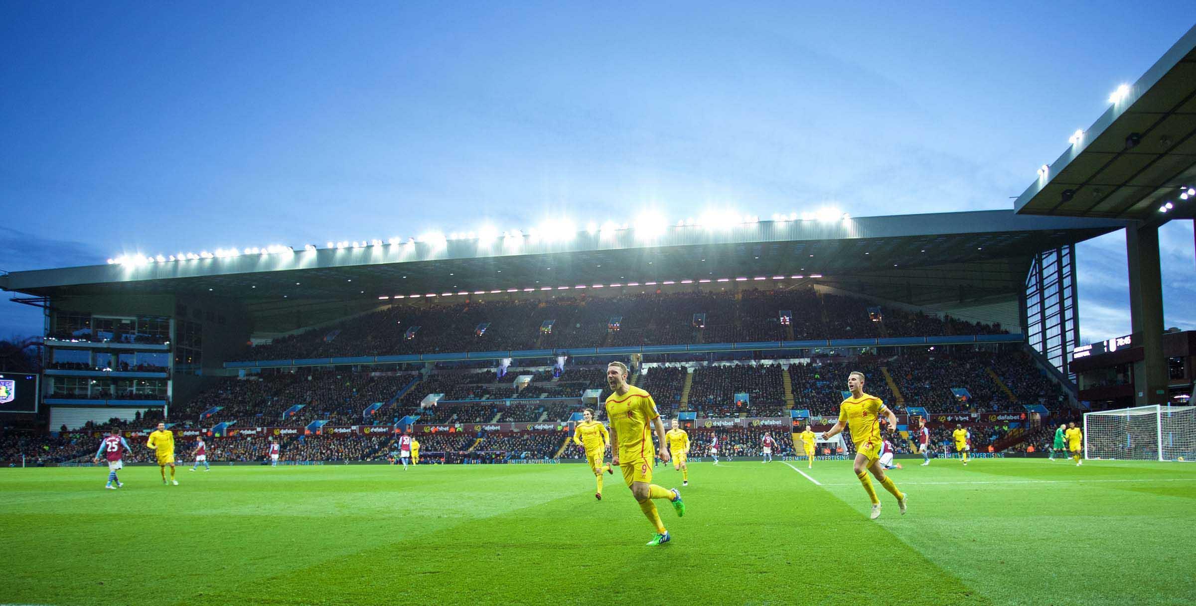 Football - FA Premier League - Aston Villa FC v Liverpool FC