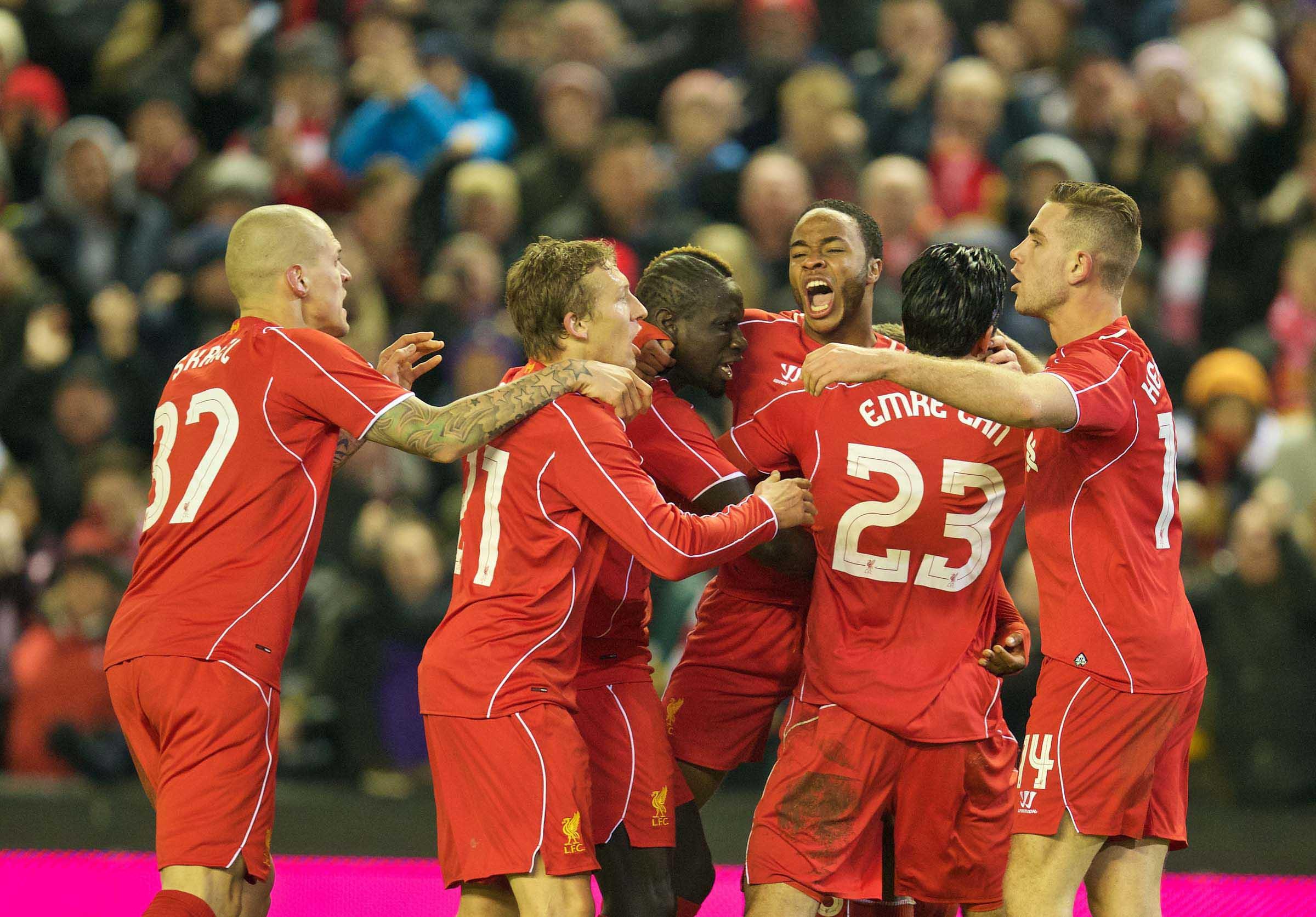 Football - Football League Cup - Semi-Final 1st Leg - Liverpool FC v Chelsea FC