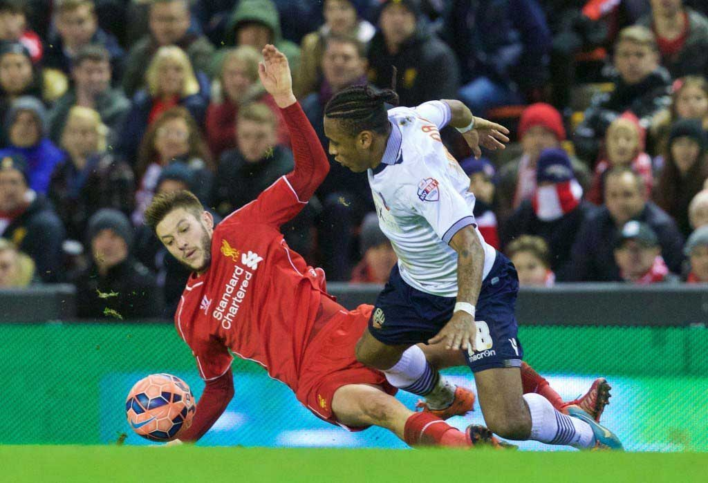 Football - FA Cup - 4th Round - Liverpool FC v Bolton Wanderers FC