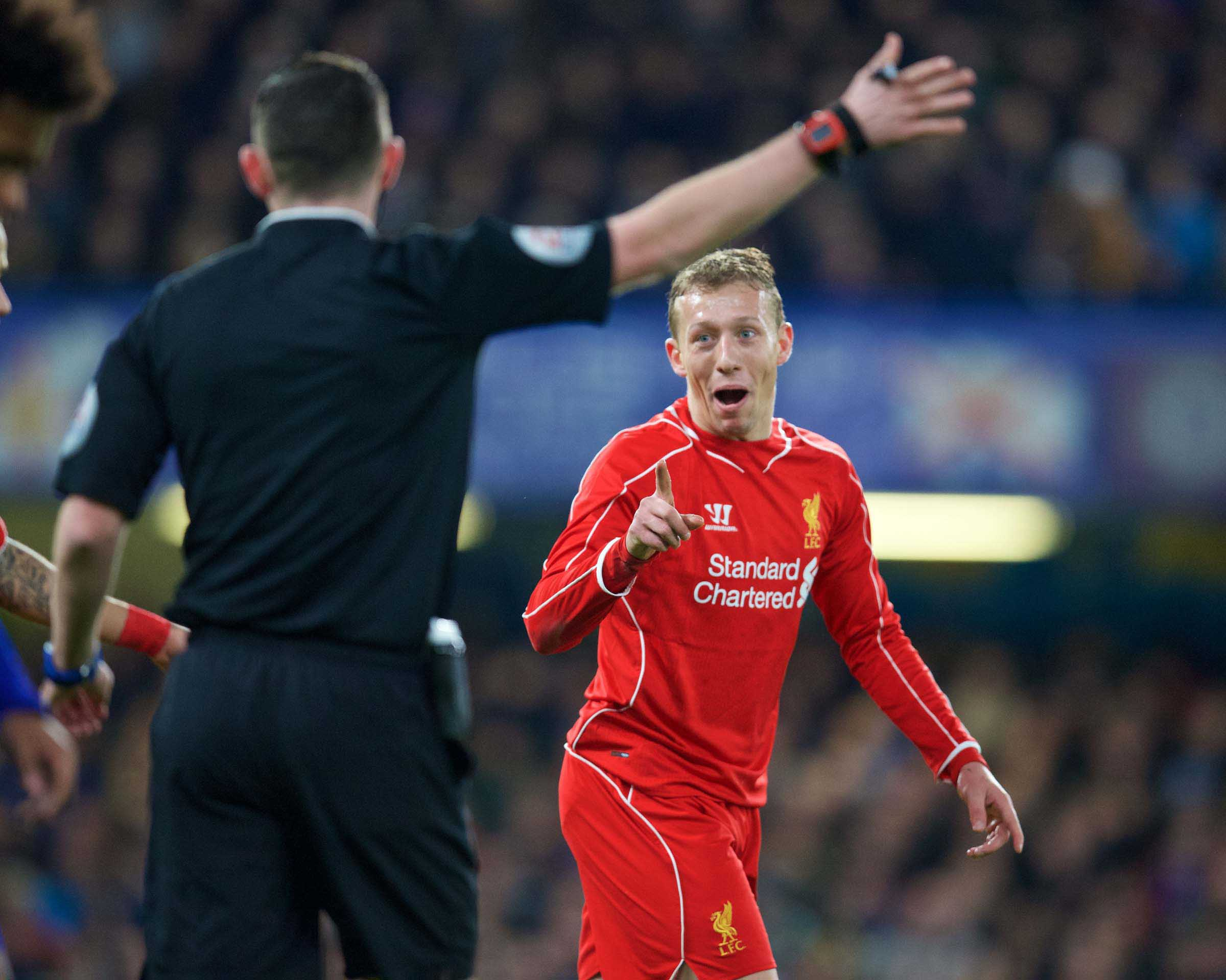 LUCAS LEIVA: AND THAT IS WHY WE LIKE HIM, WE LIKE HIM, WE LIKE HIM…