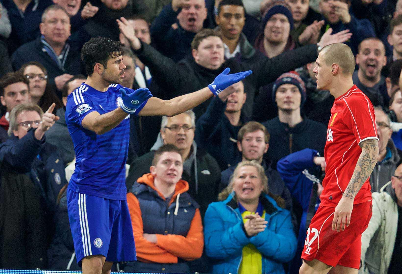 Football - Football League Cup - Semi-Final 2nd Leg - Chelsea FC v Liverpool FC