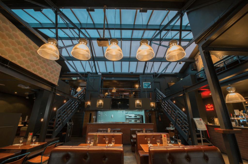 Coolest restaurants