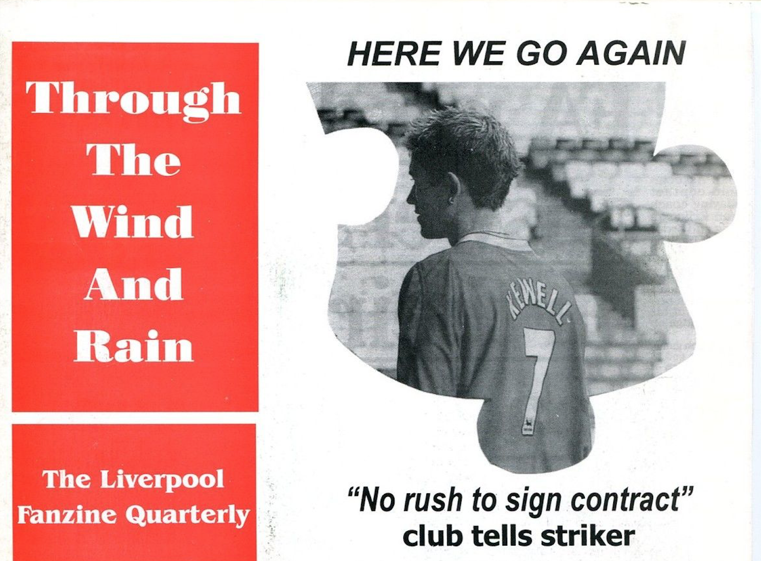 LIVERPOOL: THE SLOW DEATH OF THE FANZINE