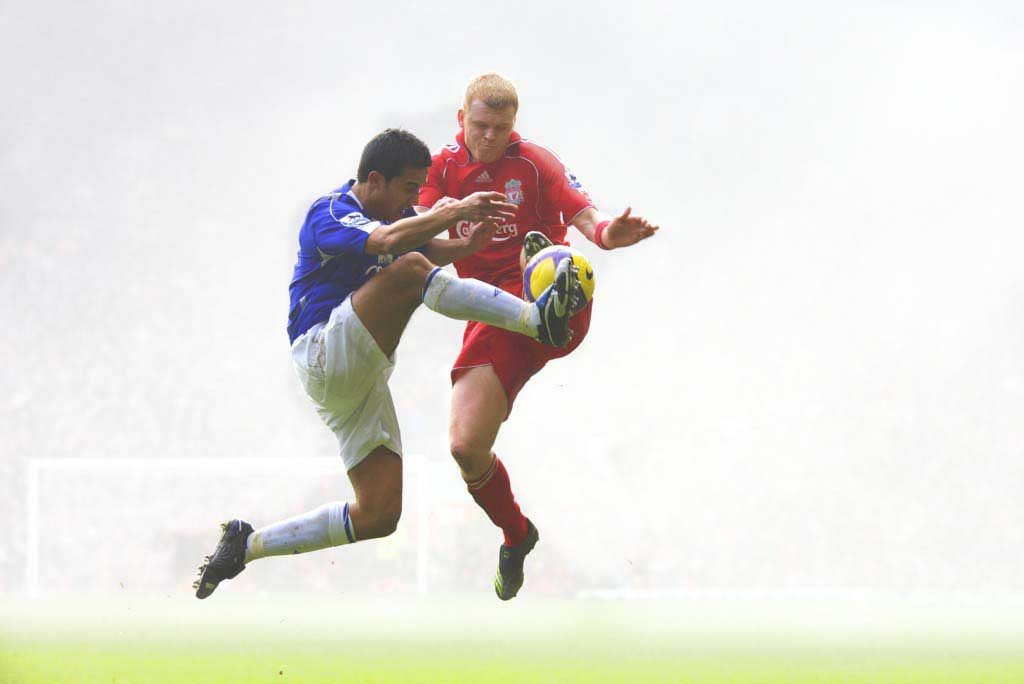 Football - FA Premier League - Liverpool FC v Everton FC