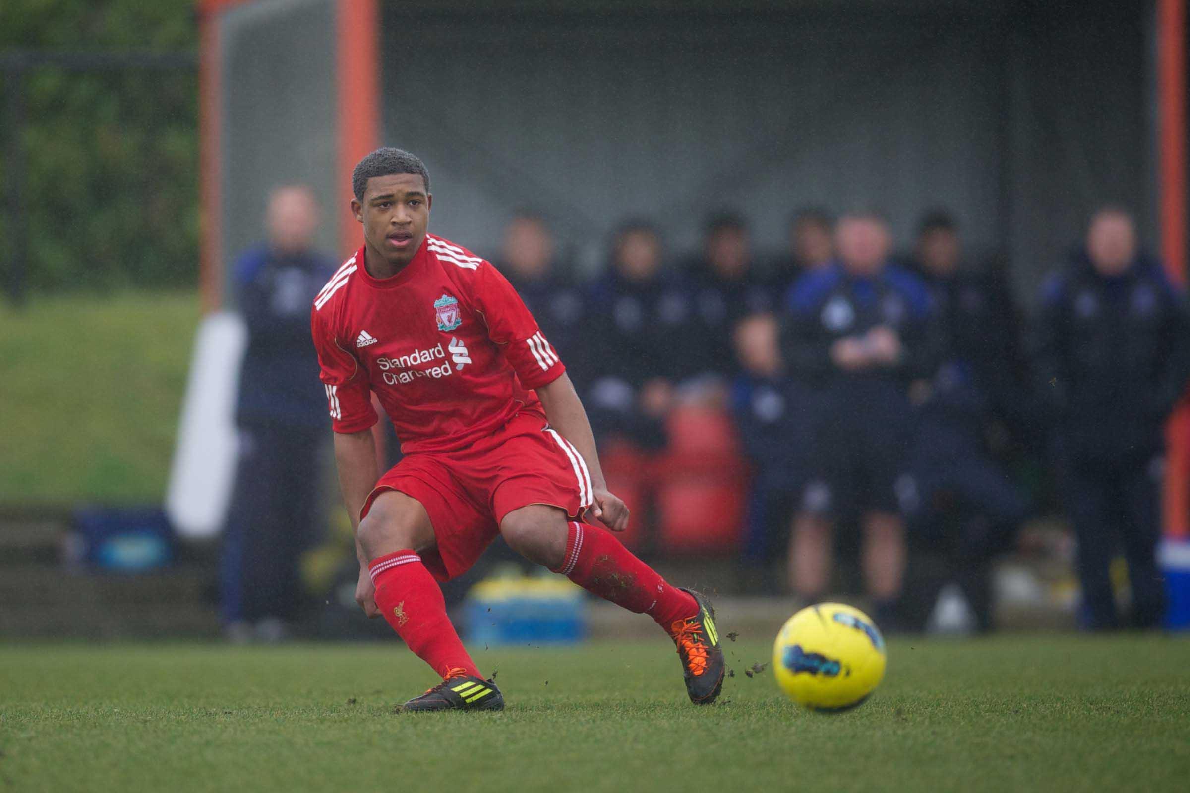 Football - FA Premier League Academy - Liverpool FC v Everton FC