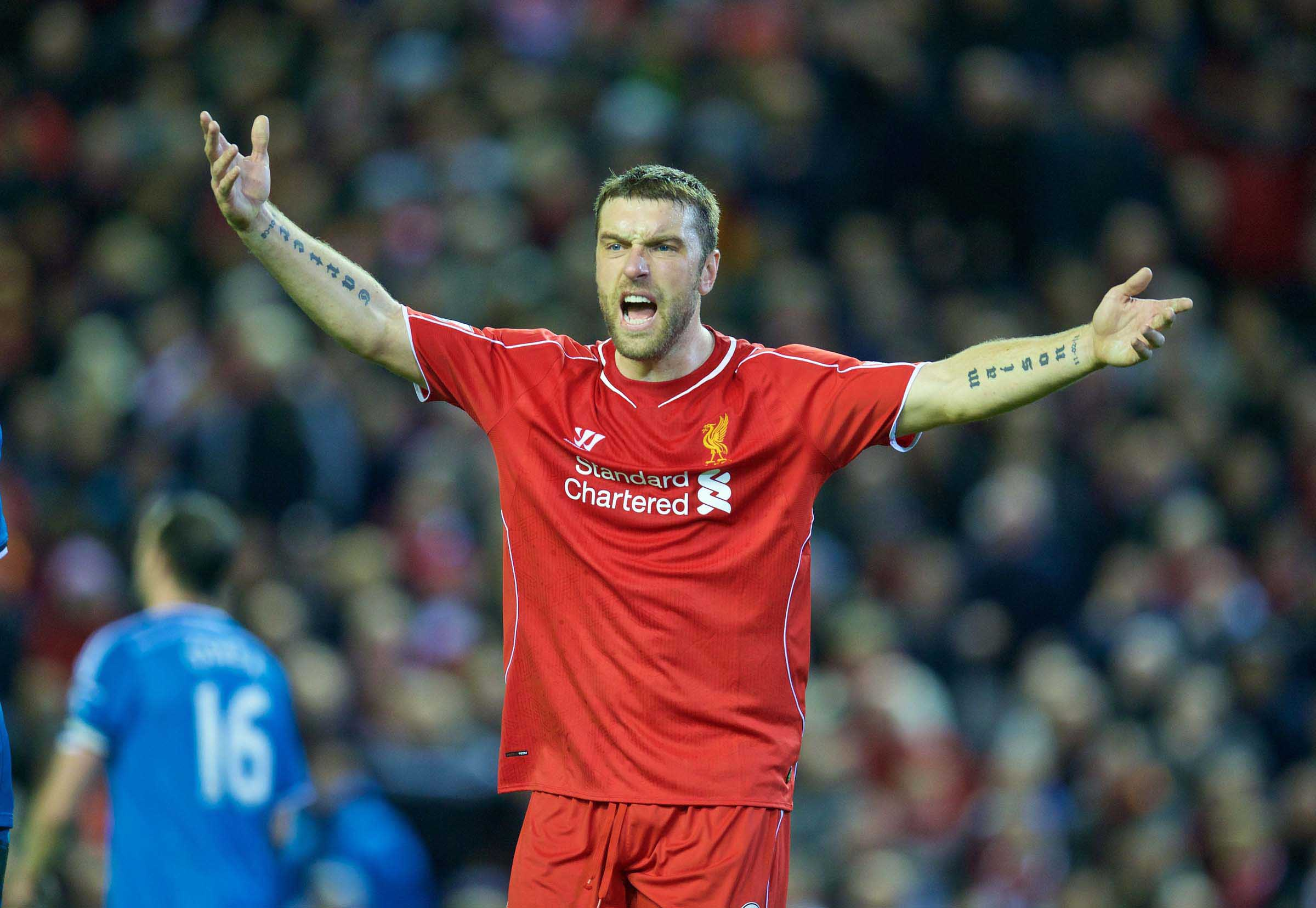 LIVERPOOL: JUST A TEAM FULL OF BAD BLANKERS – FRIDAY'S COLUMN