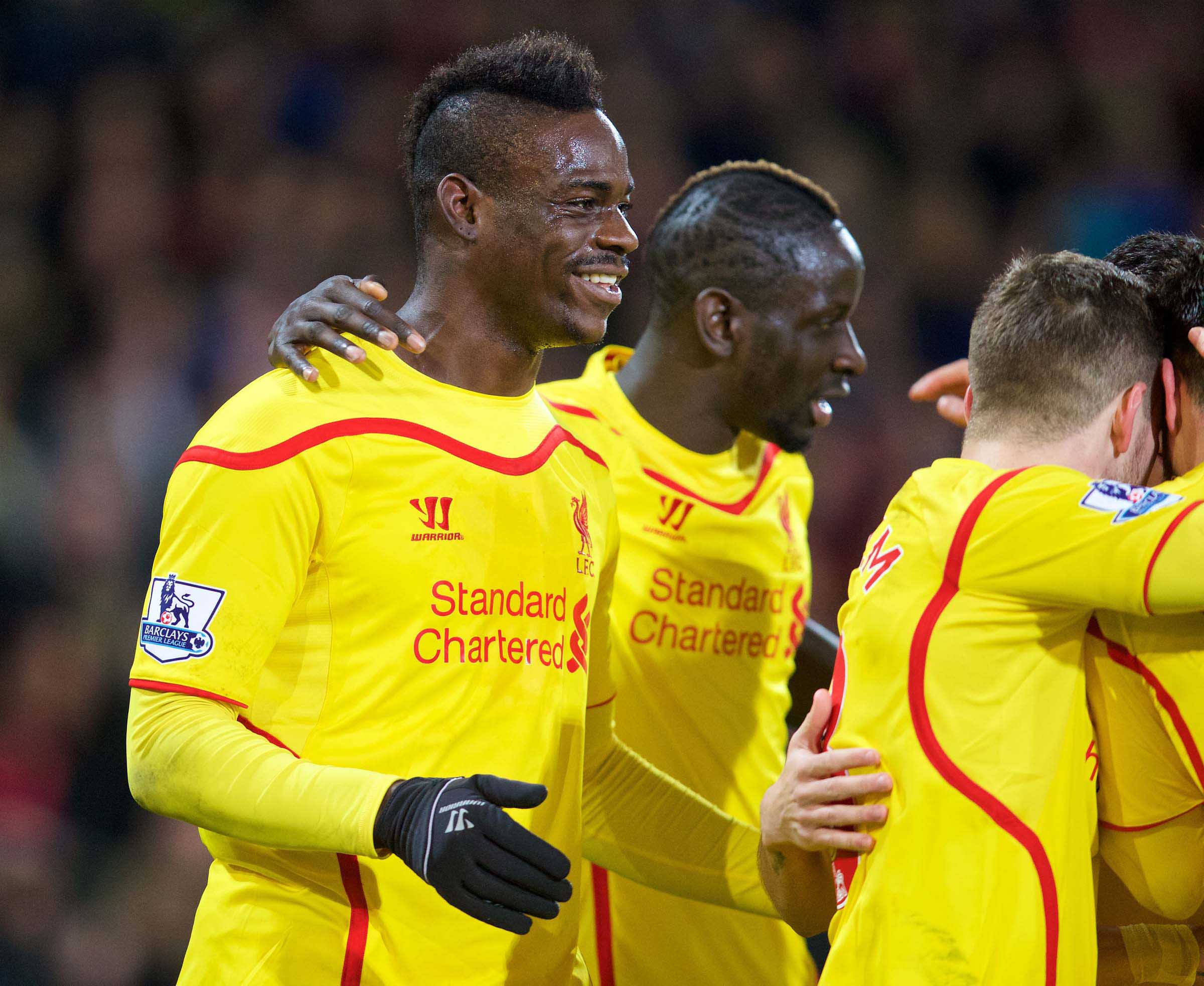 Football - FA Cup - 5th Round - Crystal Palace FC v Liverpool FC