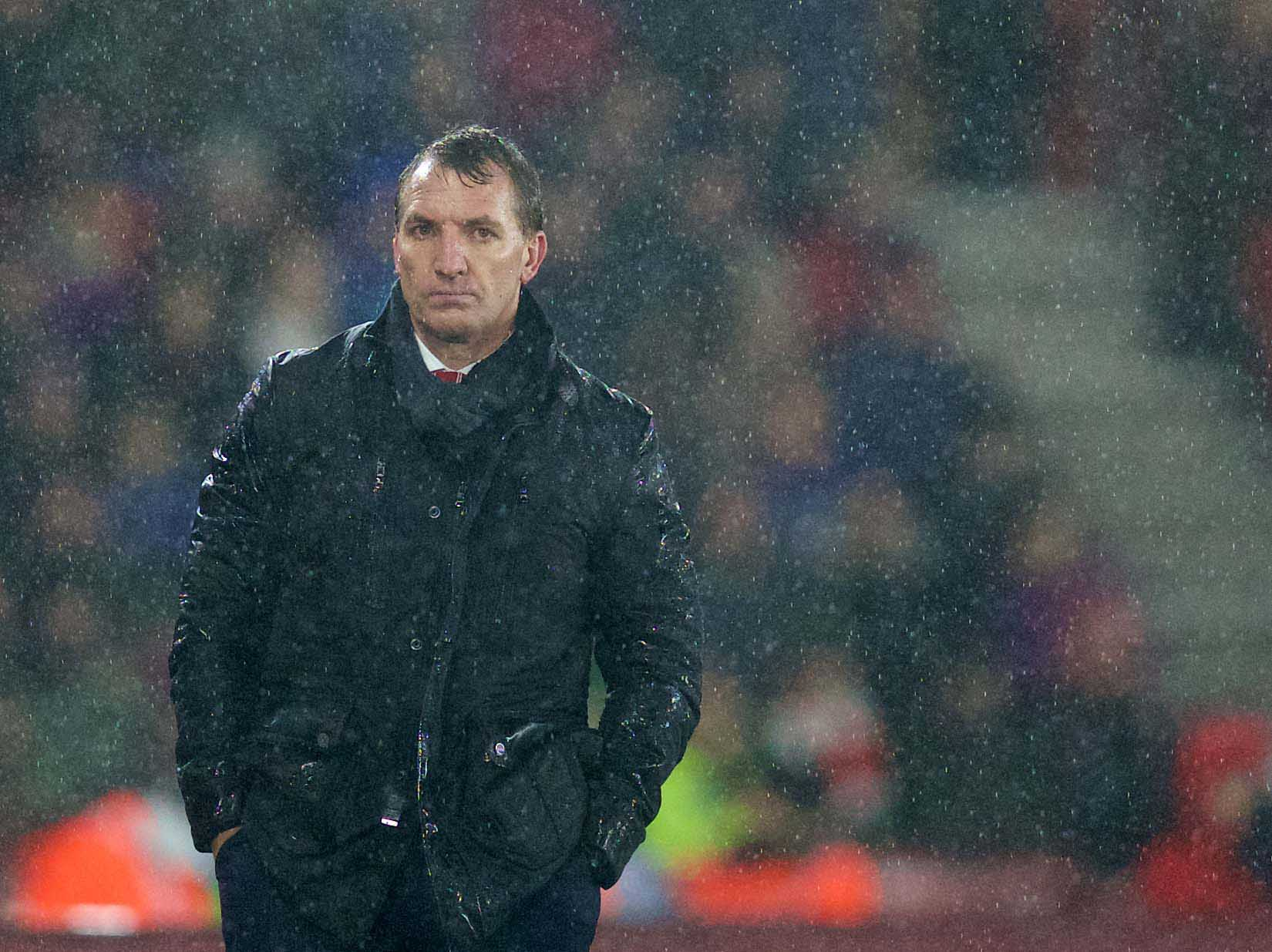 LIVERPOOL: WAS BRENDAN RODGERS GUILTY OF OVERTHINKING?