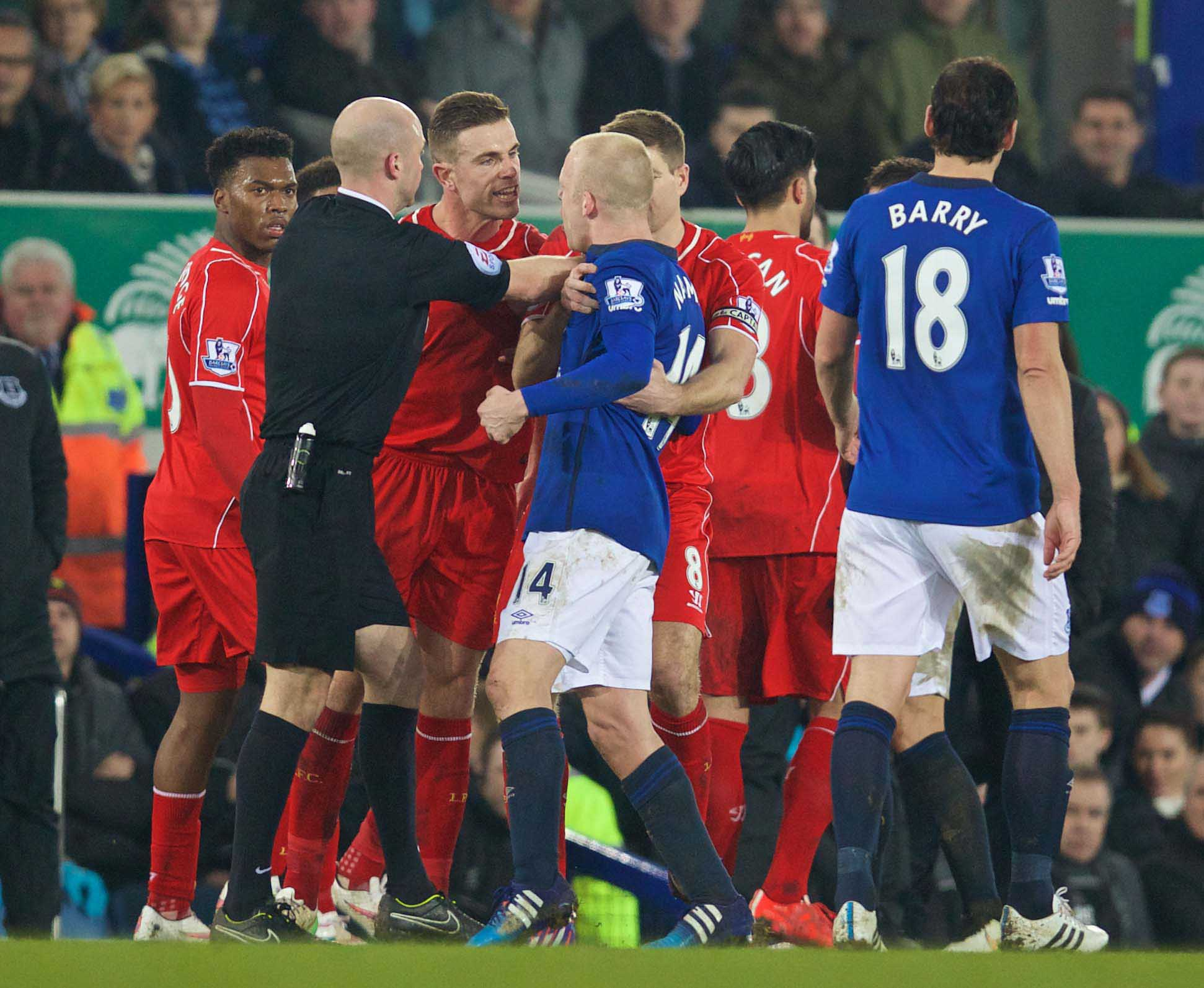 MATCH REVIEW: EVERTON 0 LIVERPOOL 0