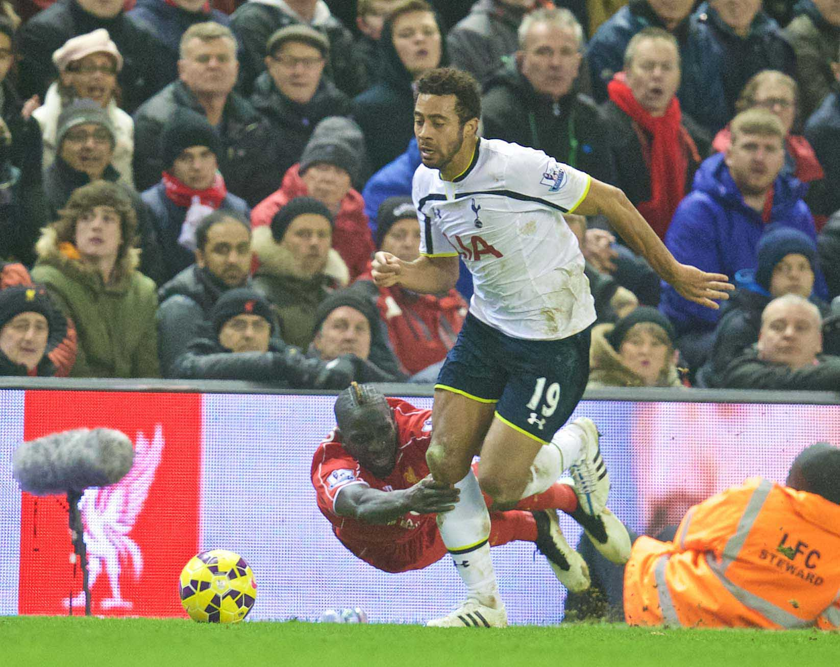 Football - FA Premier League - Liverpool FC v Tottenham Hotspur FC