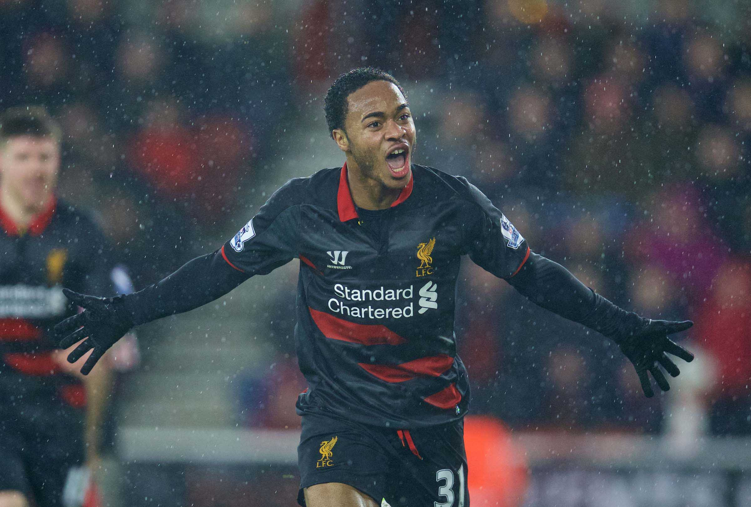 RAHEEM STERLING: WHAT'S HIS BEST POSITION?