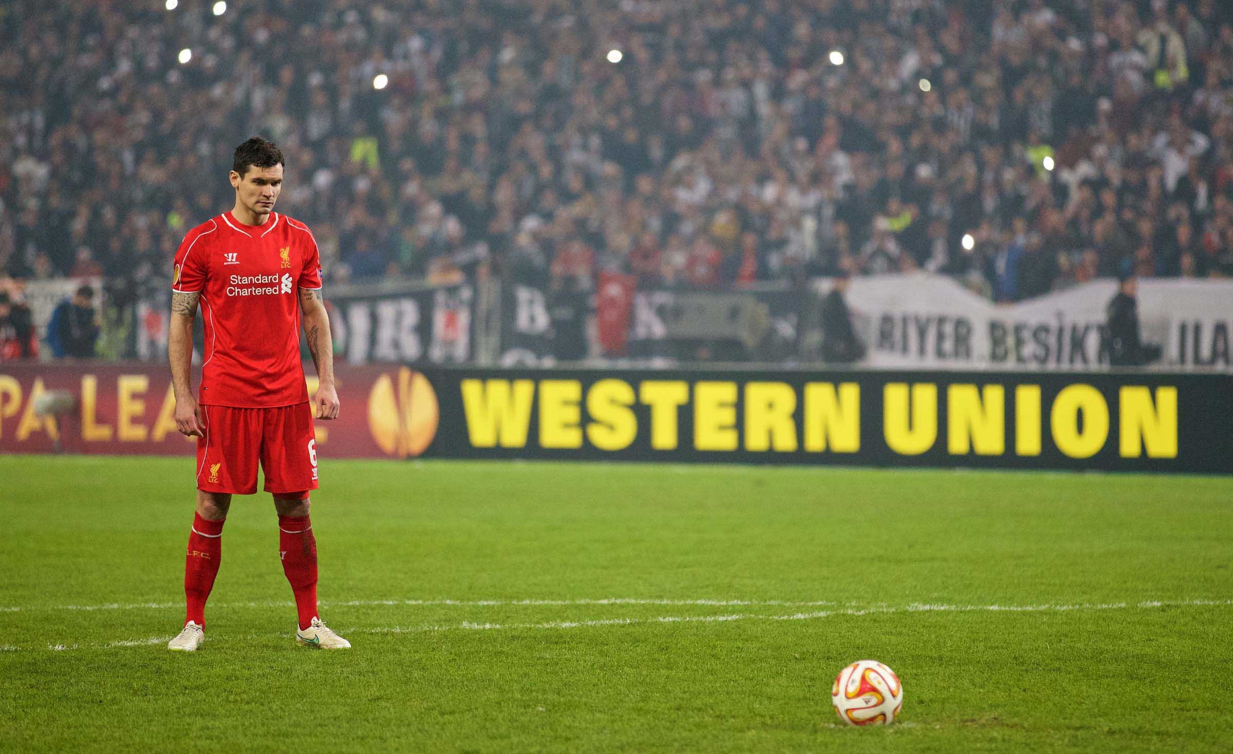 European Football - UEFA Europa League - Round of 32 2nd Leg - Besiktas JK v Liverpool FC