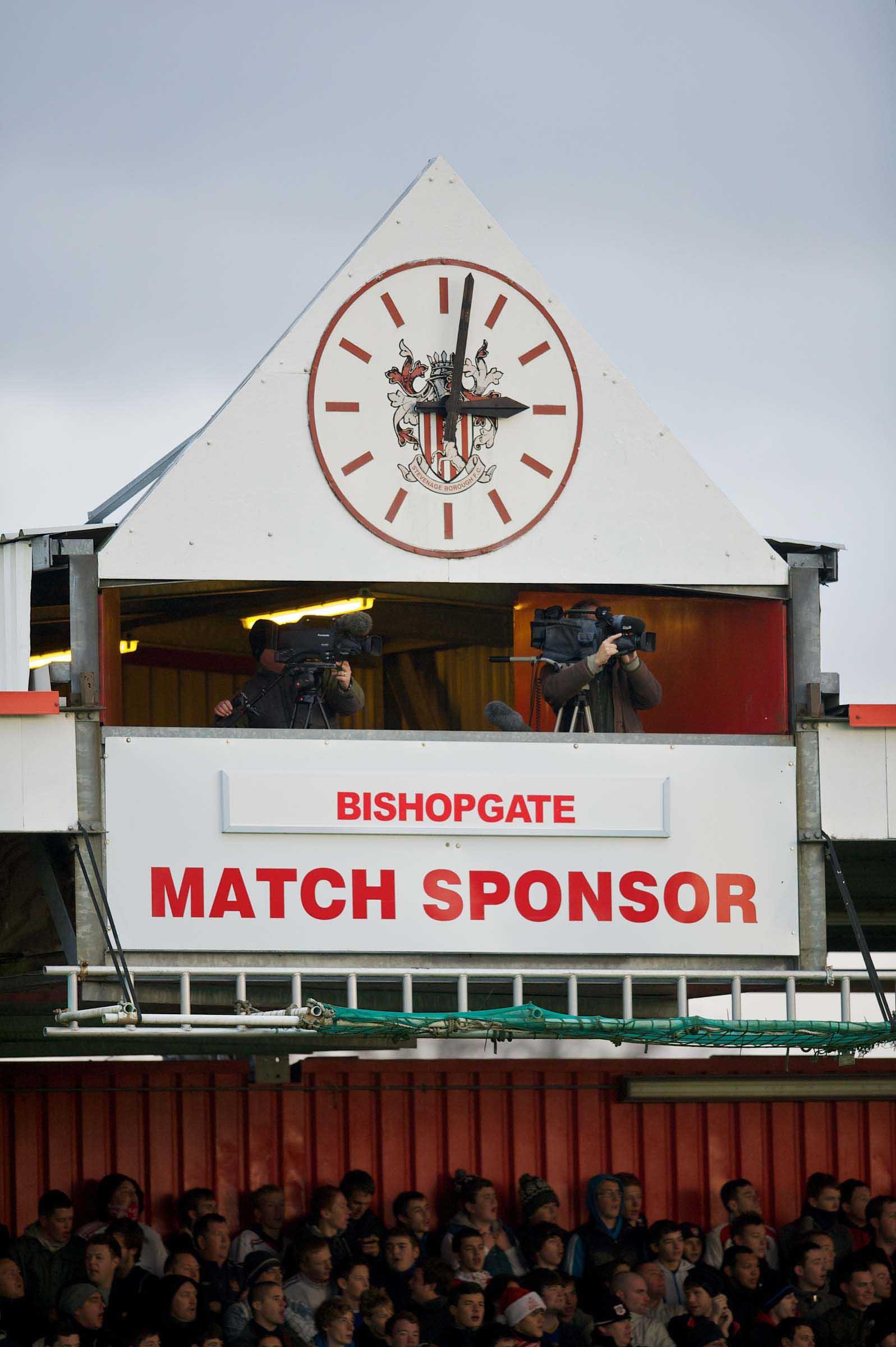 Football - Football League One - Stevenage FC v Tranmere Rovers FC