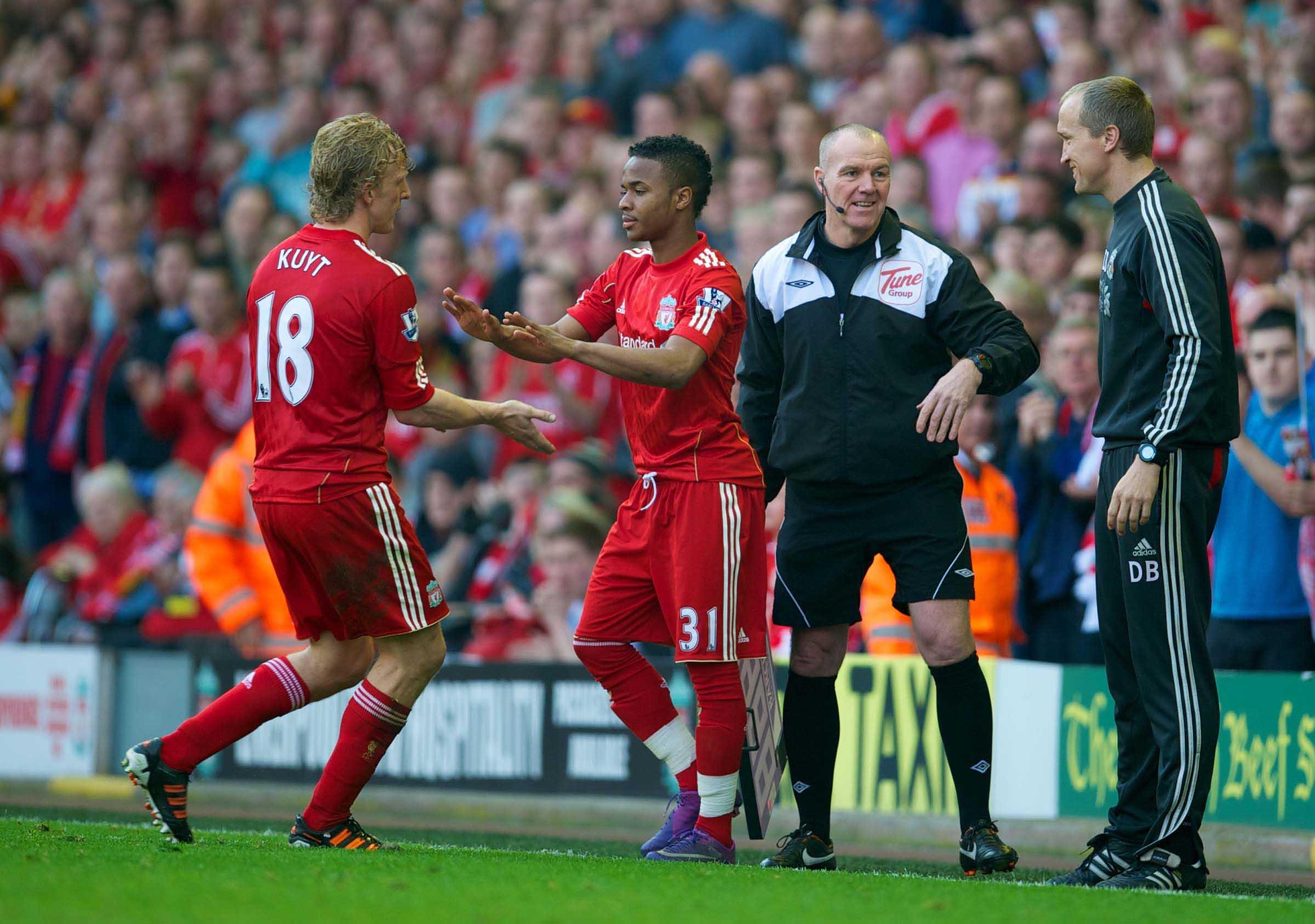 Football - FA Premier League - Liverpool FC v Wigan Athletic FC