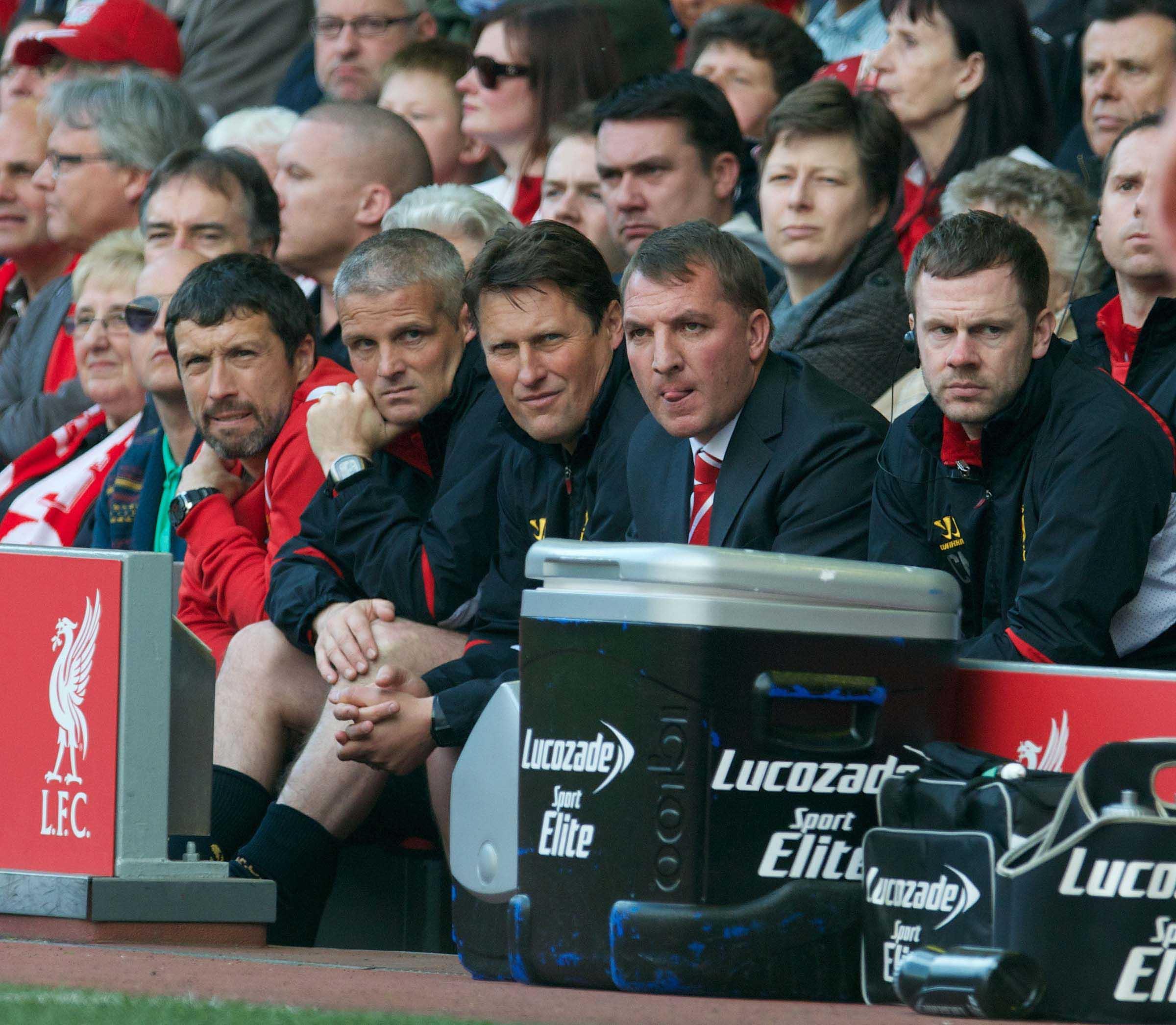 Football - FA Premier League - Liverpool FC v Queens Park Rangers FC