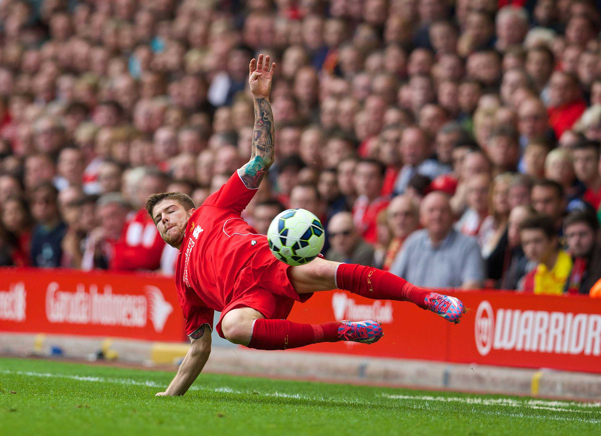 LIVERPOOL: WHAT NEXT FOR ALBERTO MORENO?