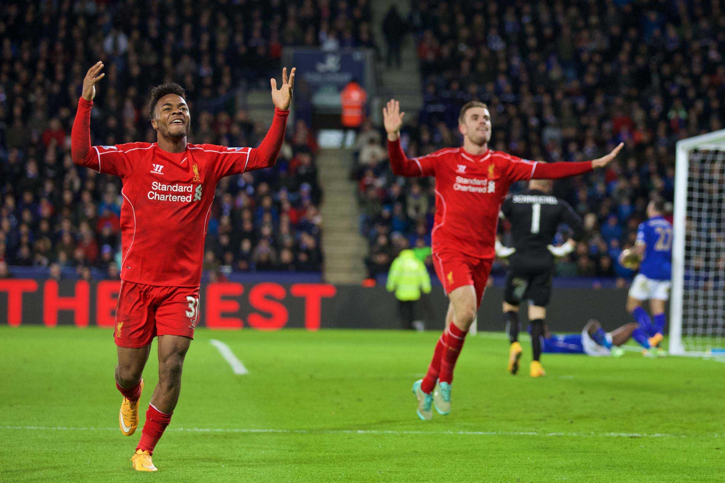 Football - FA Premier League - Leicester City FC v Liverpool FC