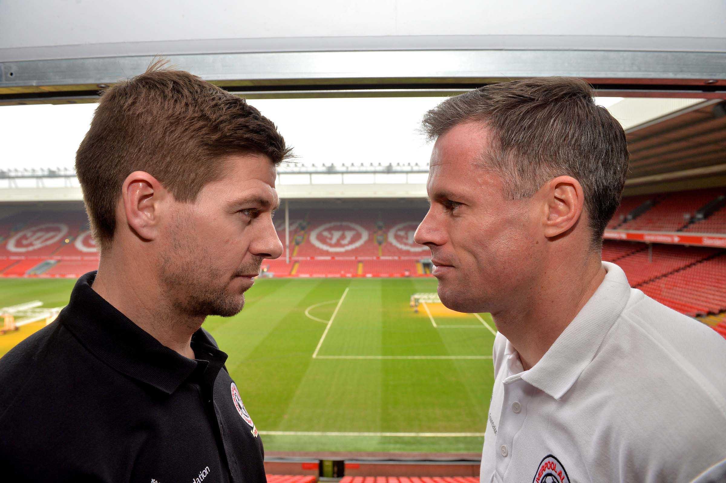 Football - Liverpool FC All-Star Charity Match