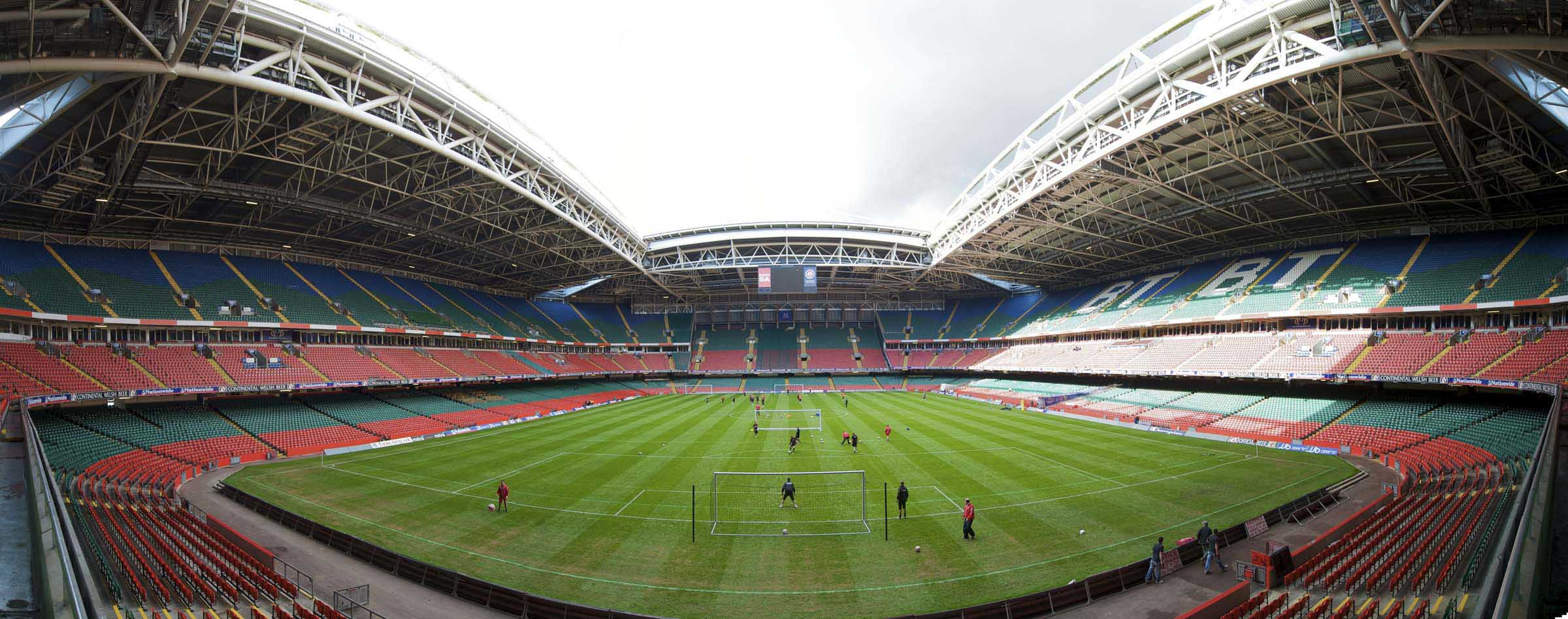 International Football - 2010 FIFA World Cup Qualifier - Group 4 - Wales v Finland - Training