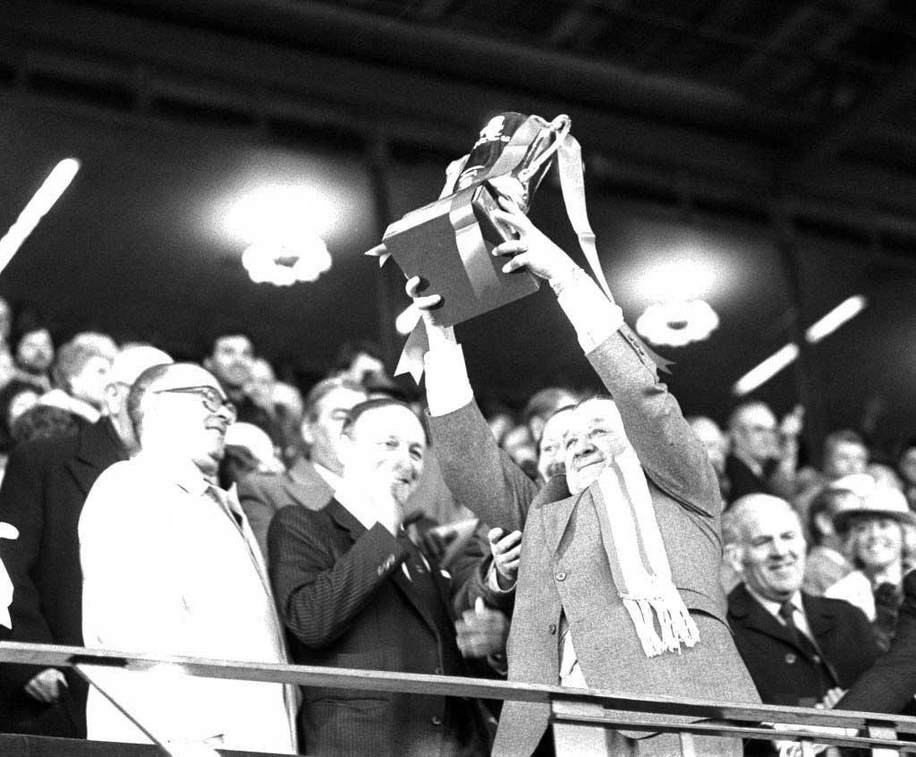 Liverpool v Manchester Utd Milk Cup