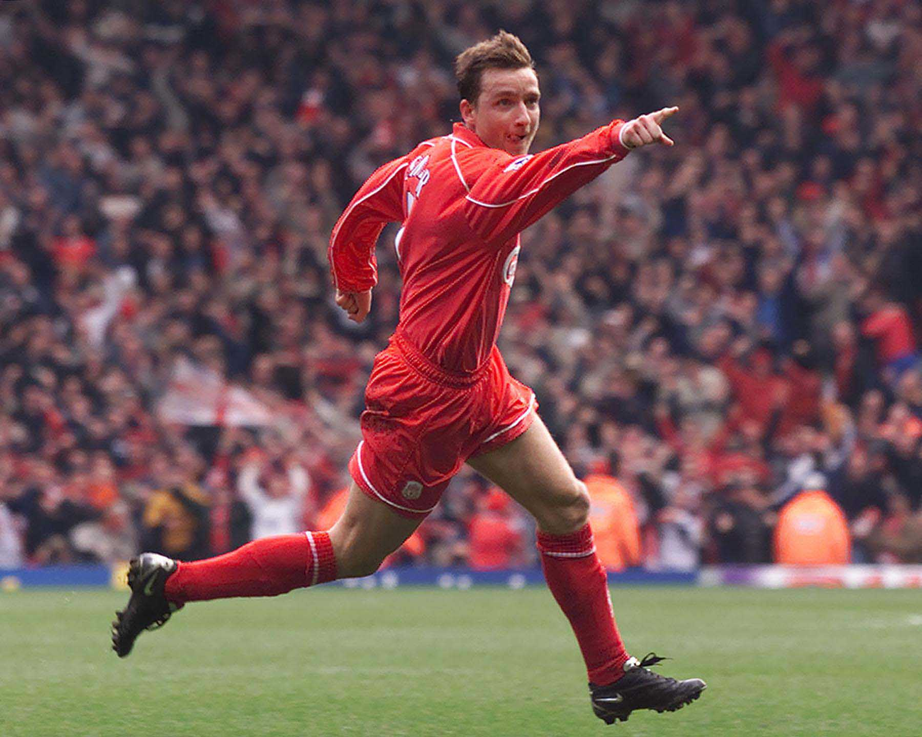 LIVERPOOL #ONTHISDAY 24/3/15: VLAD ALL OVER
