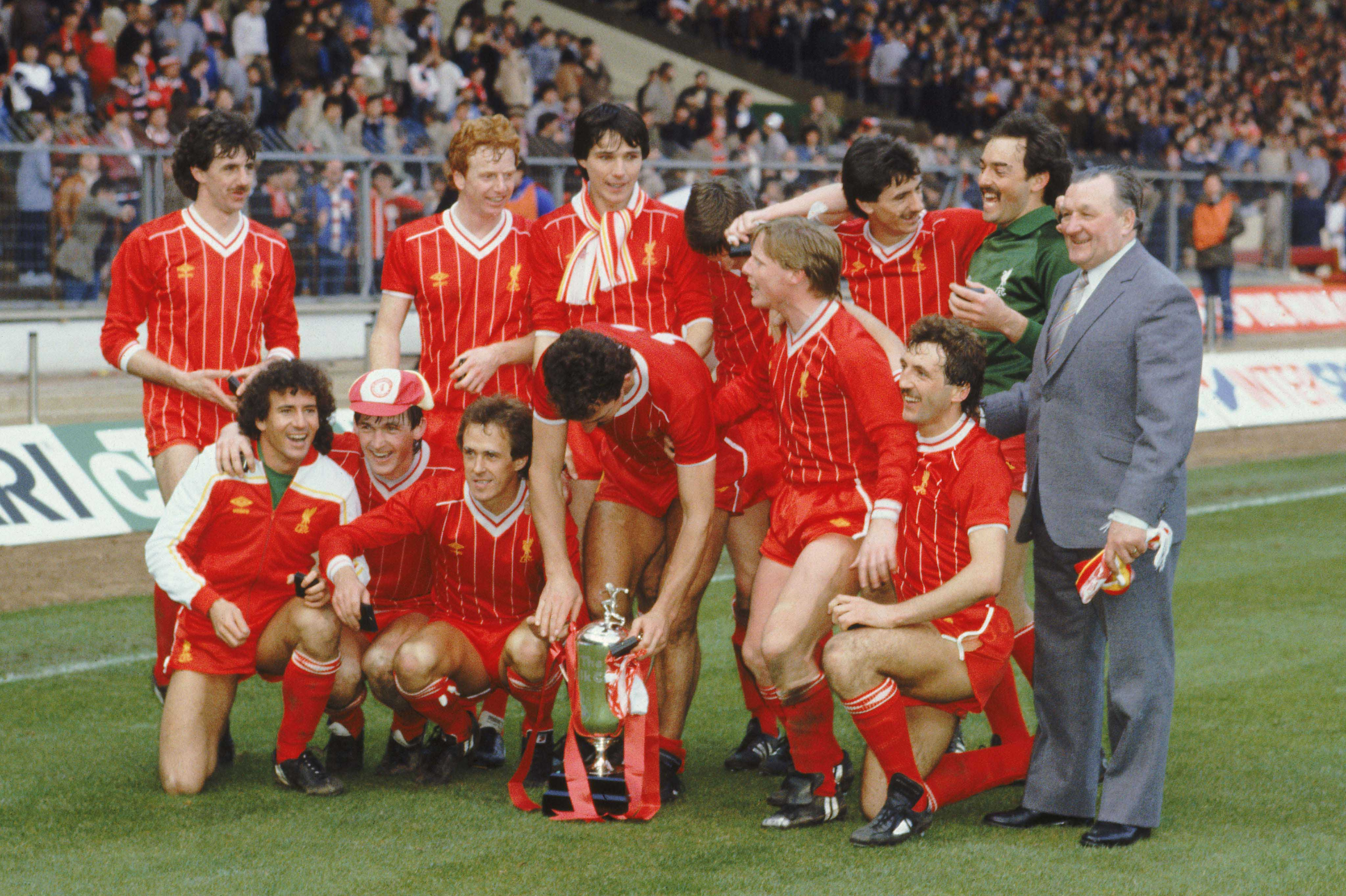 Soccer - Milk Cup Final - Liverpool v Manchester United