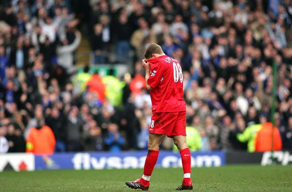 Soccer - FA Barclays Premiership - Liverpool v Everton - Anfield