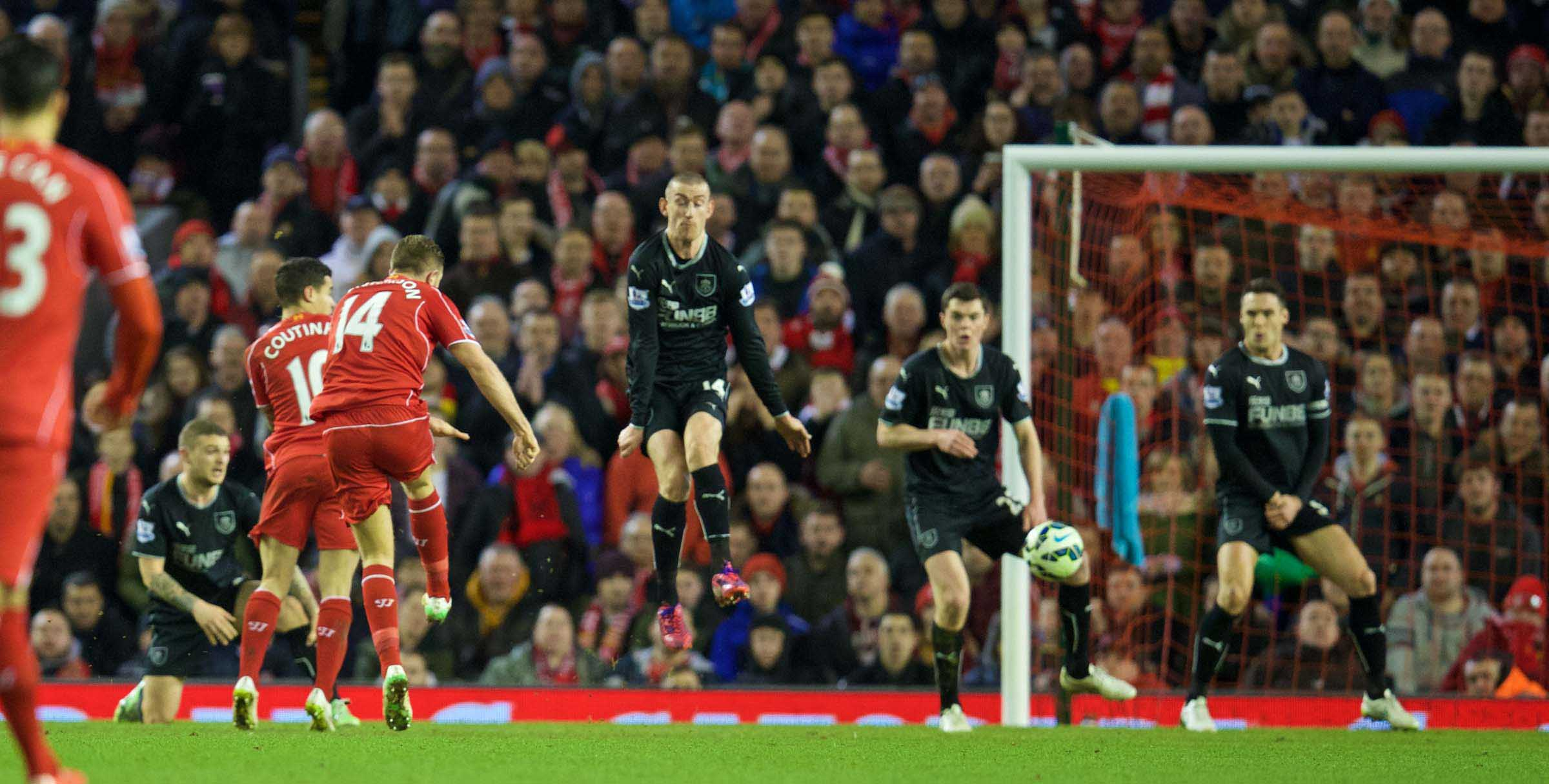 Football - FA Premier League - Liverpool FC v Burnley FC