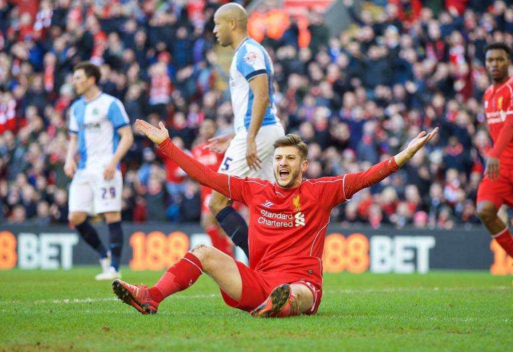 LIVERPOOL: WHAT NEXT FOR ADAM LALLANA?