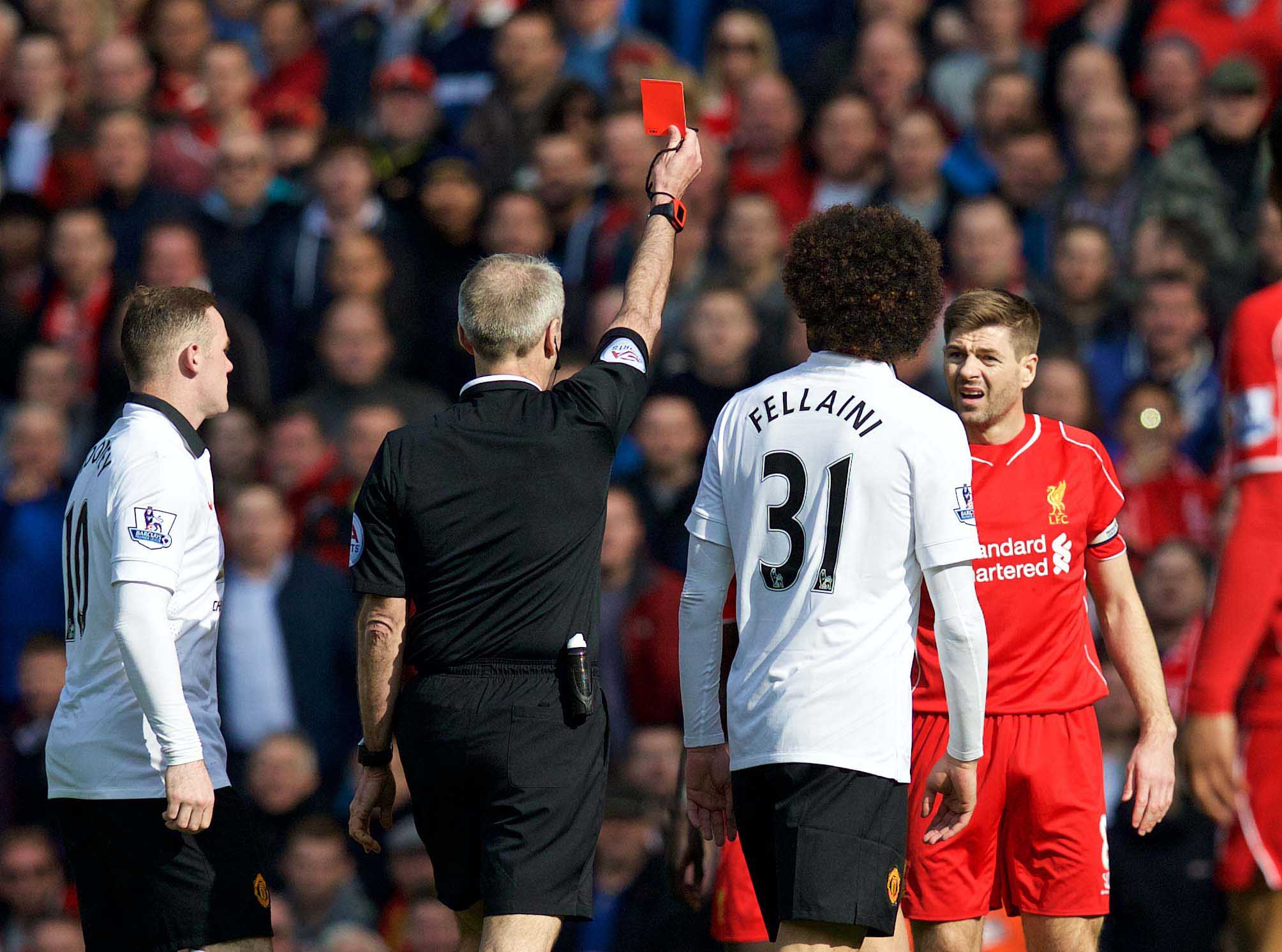 MATCH REVIEW: LIVERPOOL v MANCHESTER UNITED