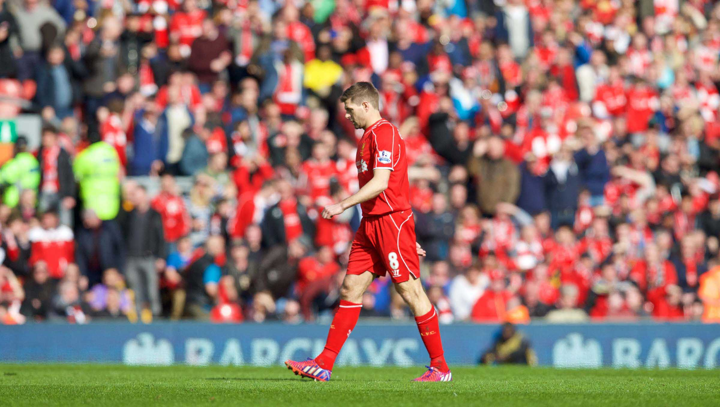 LIVERPOOL: STEVEN GERRARD AND THE BLAME GAME