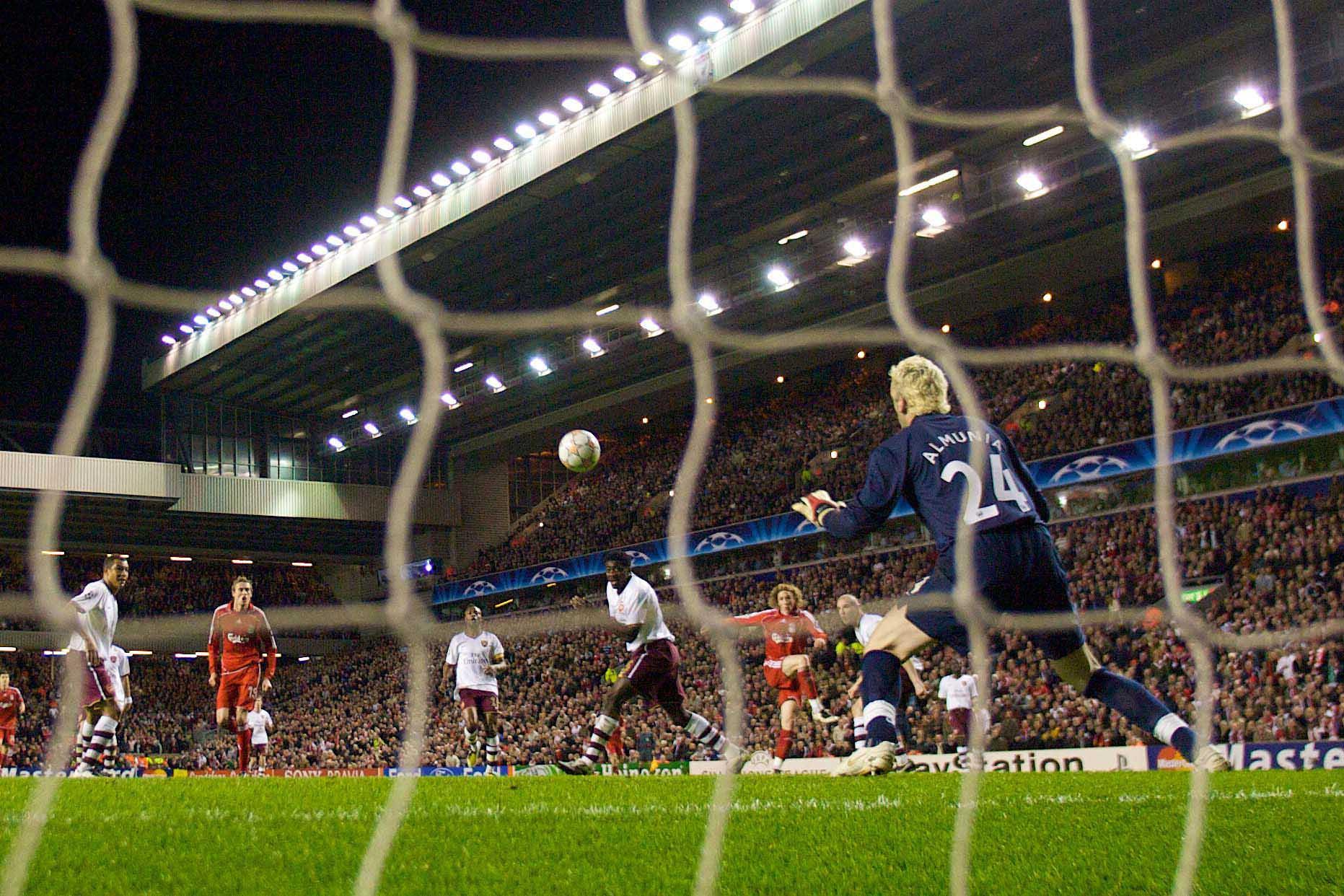 European Football - UEFA Champions League - Quarter-Final - 2nd Leg - Liverpool FC v Arsenal FC