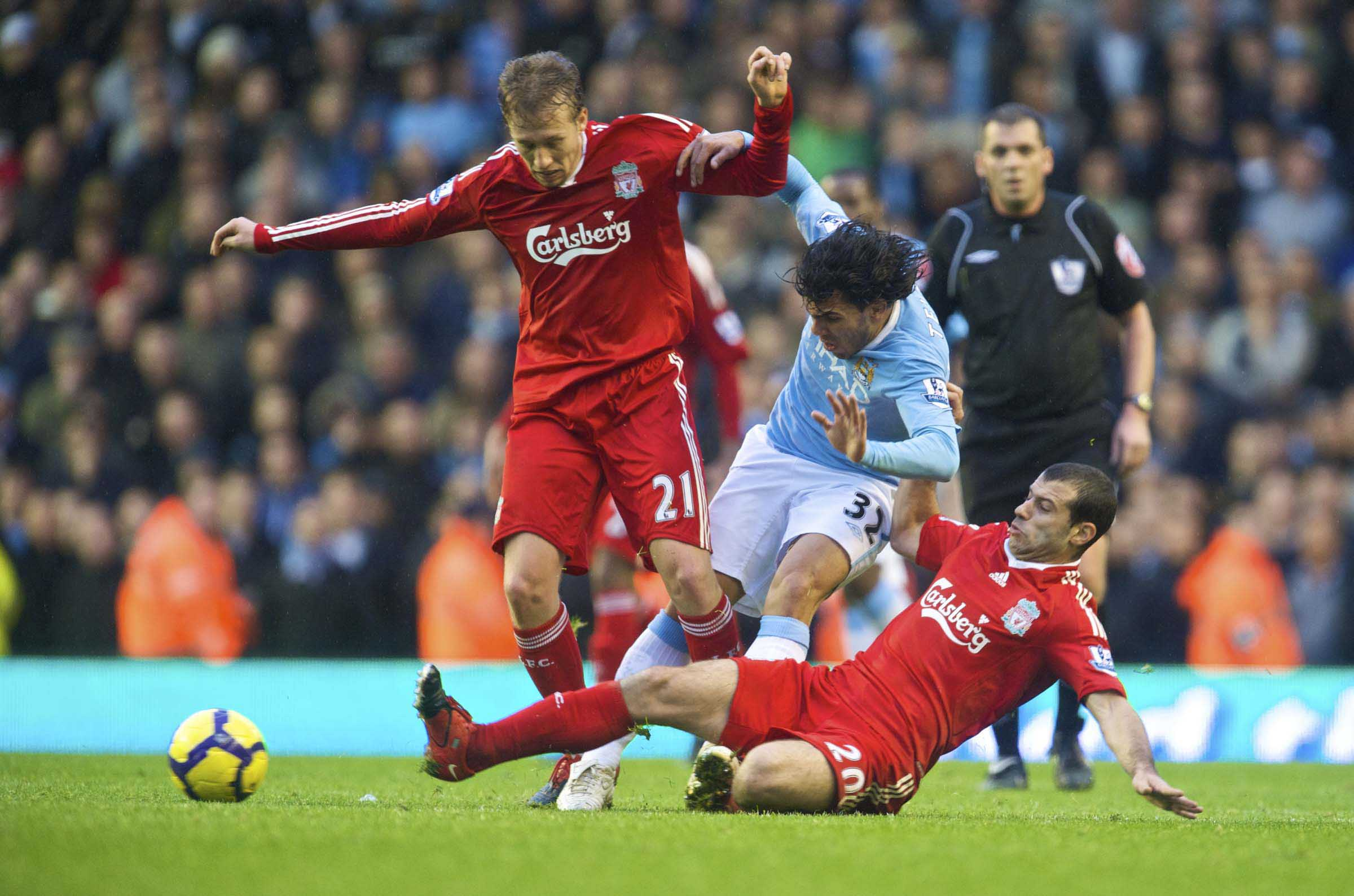 Football - FA Premier League - Liverpool FC v Manchester City FC