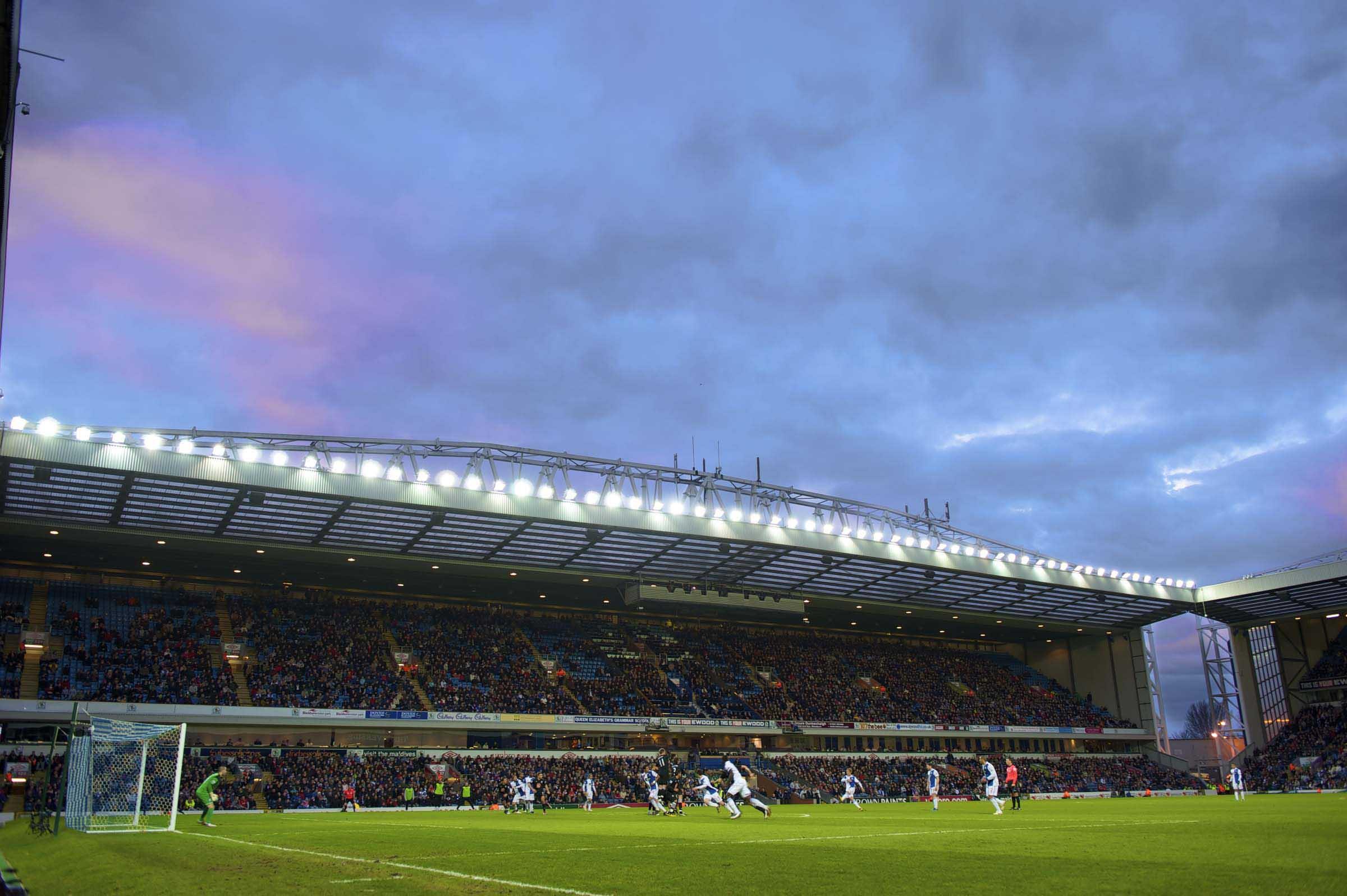 Football - FA Premier League - Blackburn Rovers FC v West Bromwich Albion FC