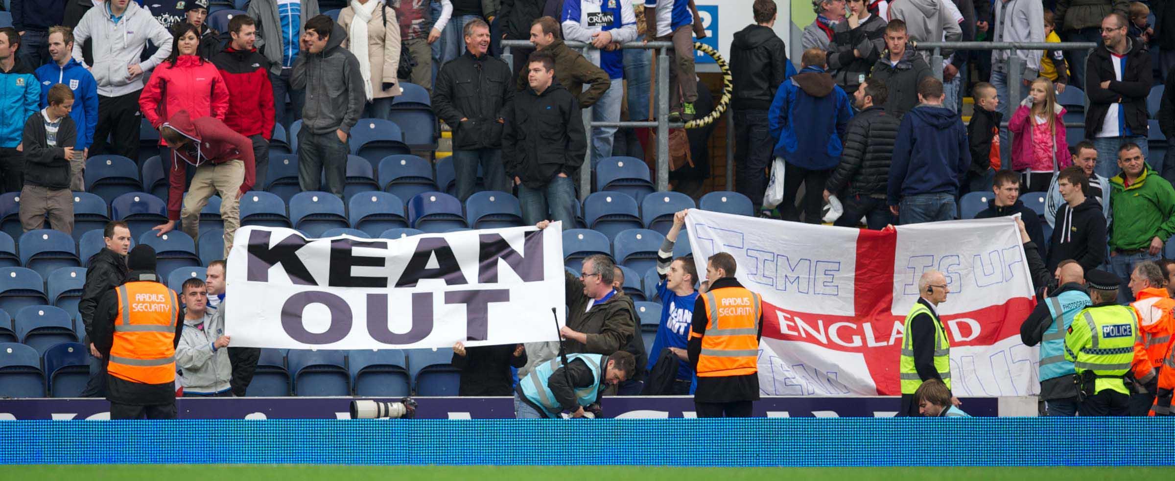 Football - FA Premier League - Blackburn Rovers FC v Tottenham Hotspur FC