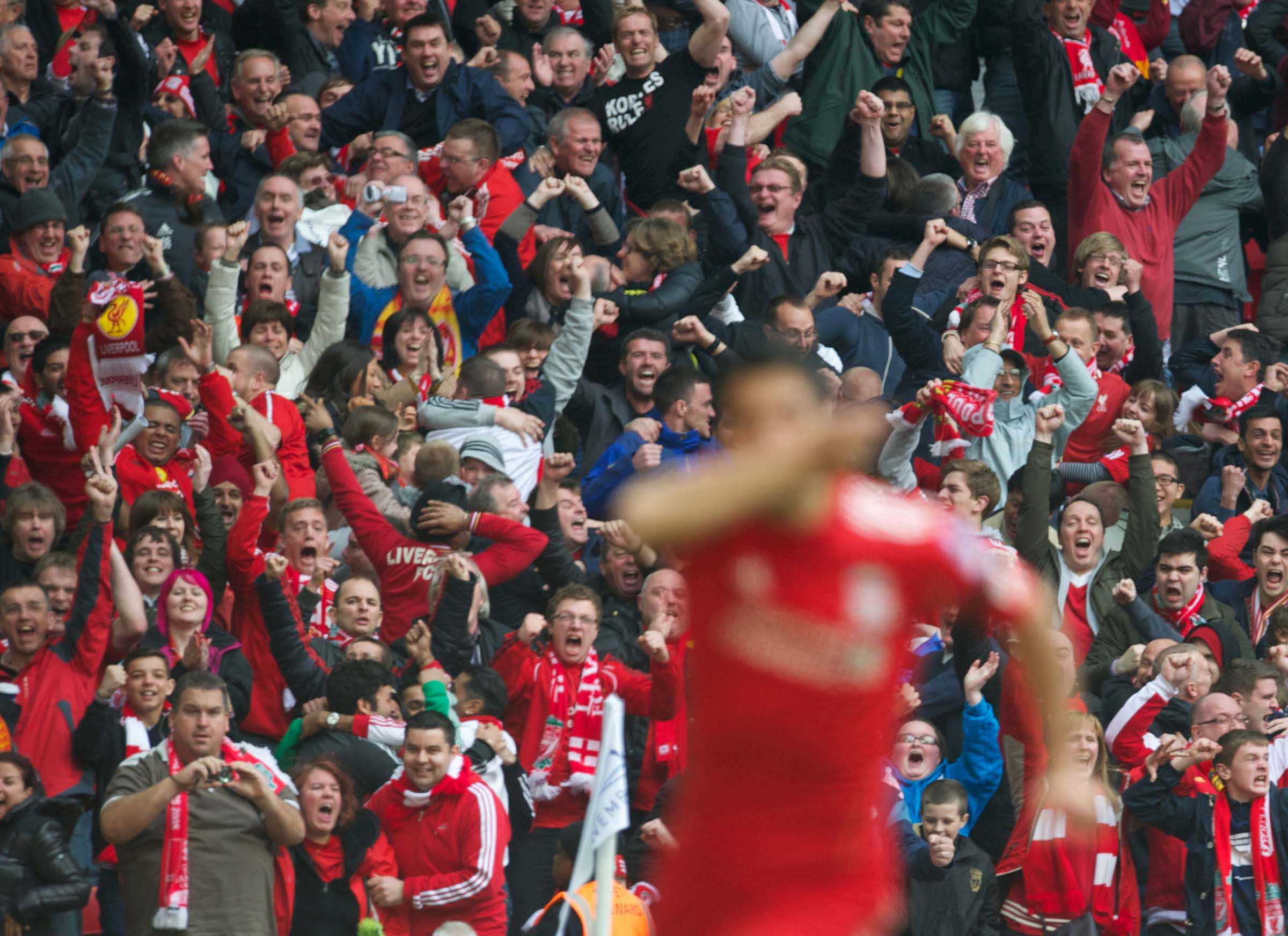 Football - FA Cup - Semi-Final - Everton FC v Liverpool FC