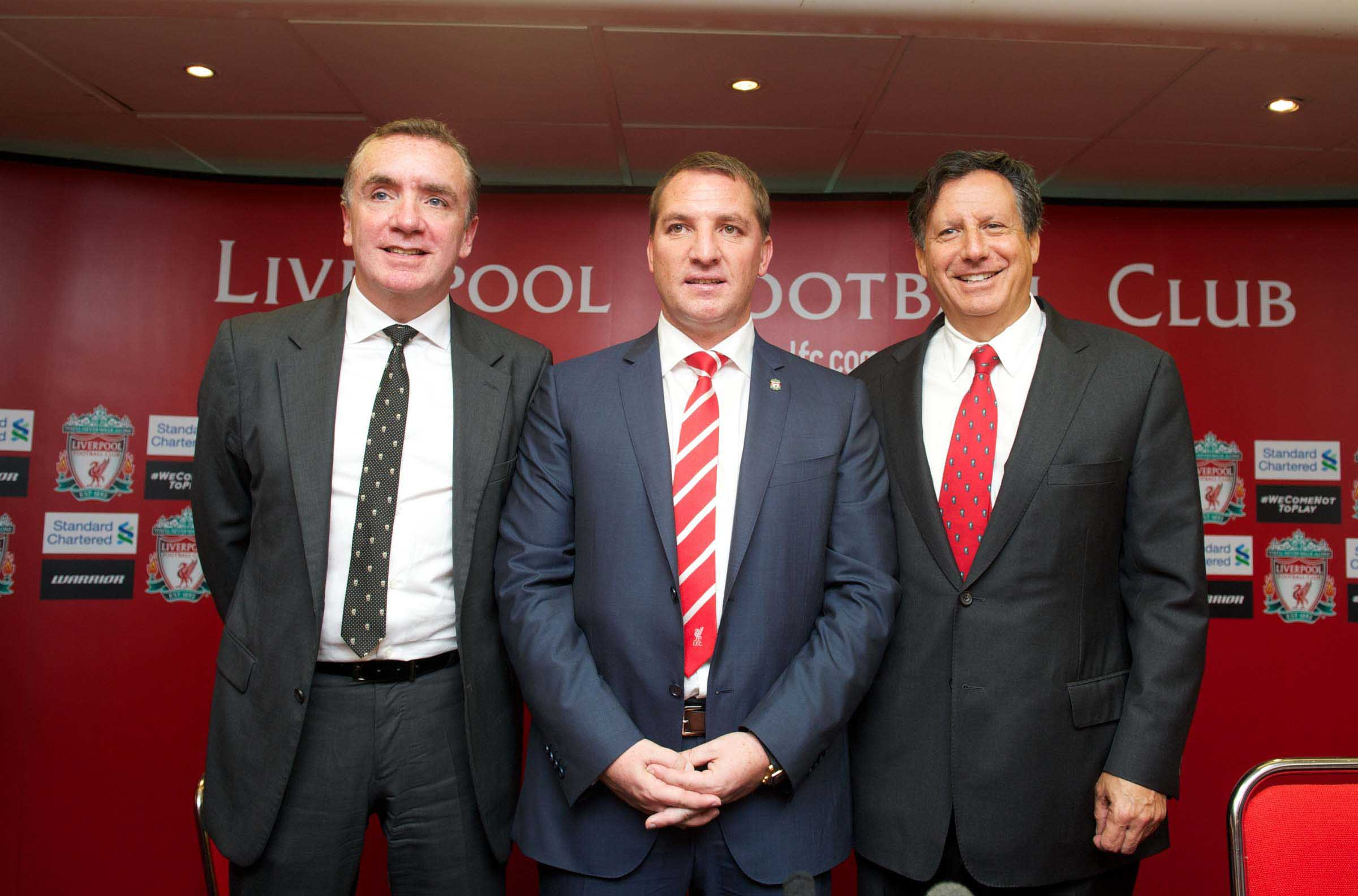 Football - Liverpool FC appoint Brendan Rodgers as manager