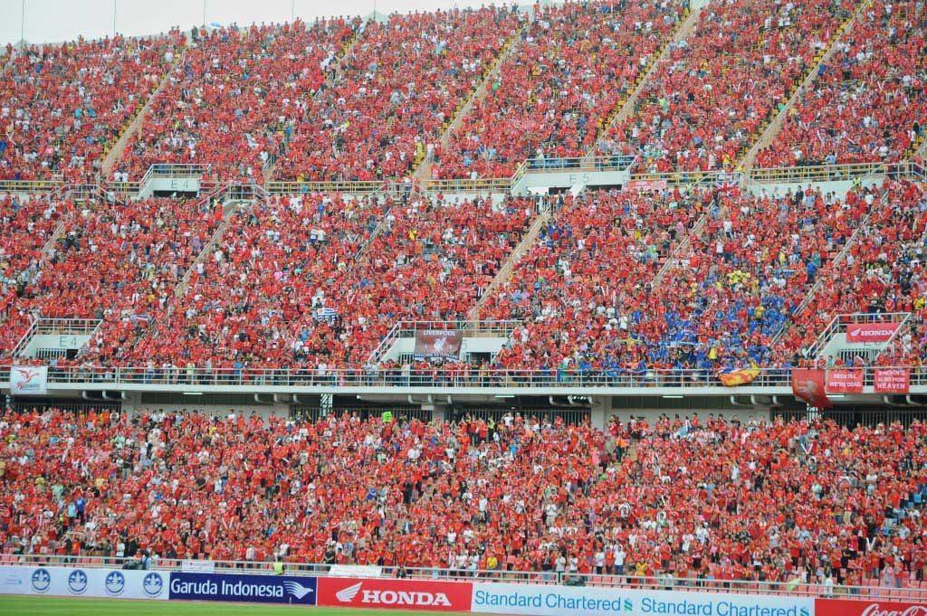Football - Liverpool FC Preseason Tour 2013 - Thailand XI v Liverpool FC