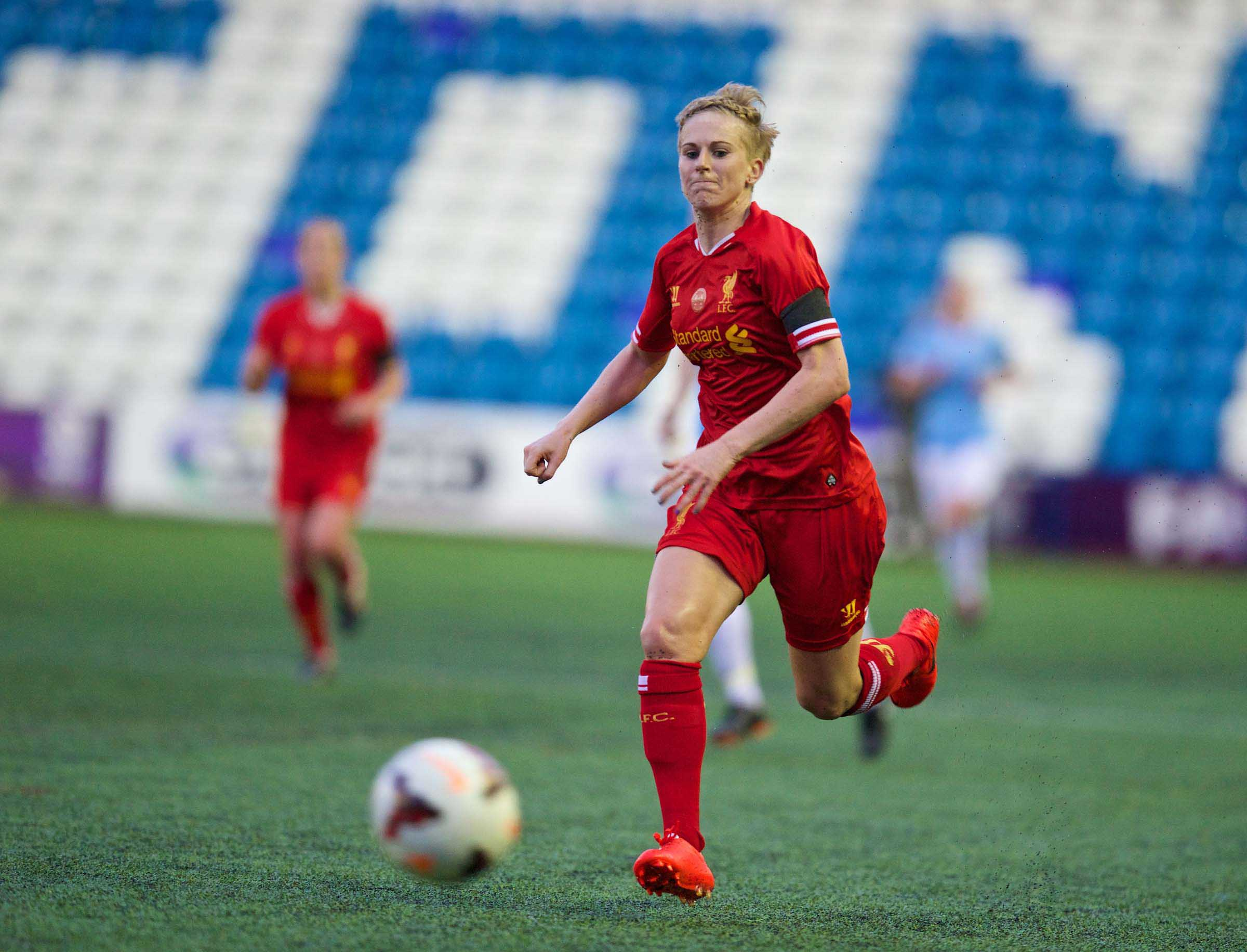 LFC LADIES: DONCASTER BELLES 0 LIVERPOOL 3