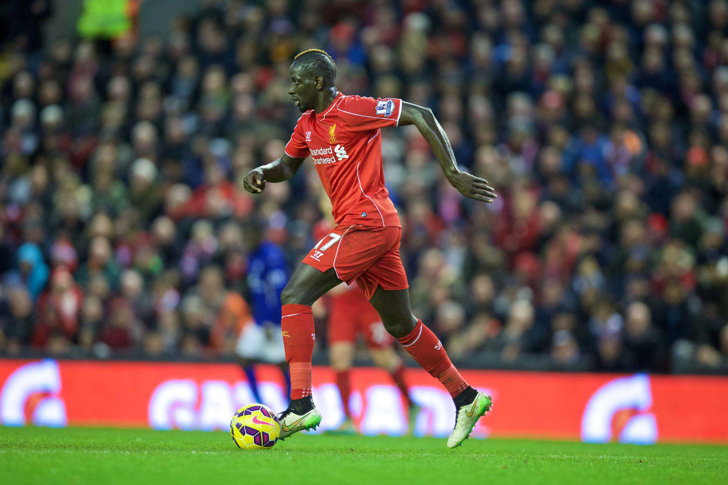 MAMADOU SAKHO: WHAT'S THE PROBLEM?