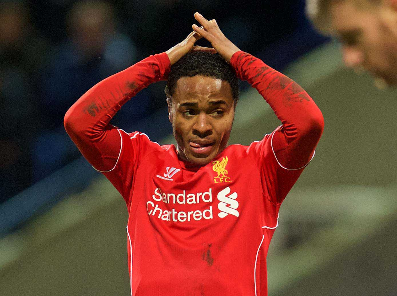 TAW Special: Raheem Sterling Reaction