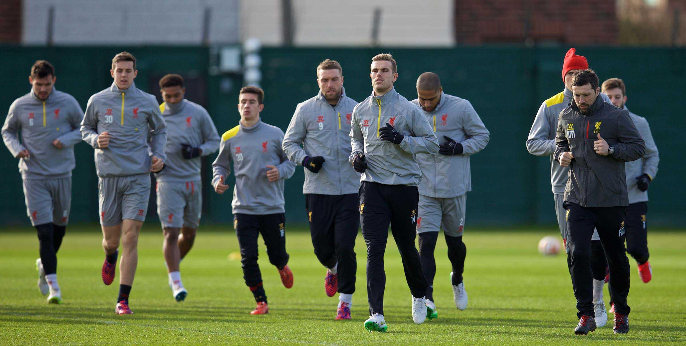 European Football - UEFA Europa League - Round of 32 - Liverpool FC v Besiktas JK