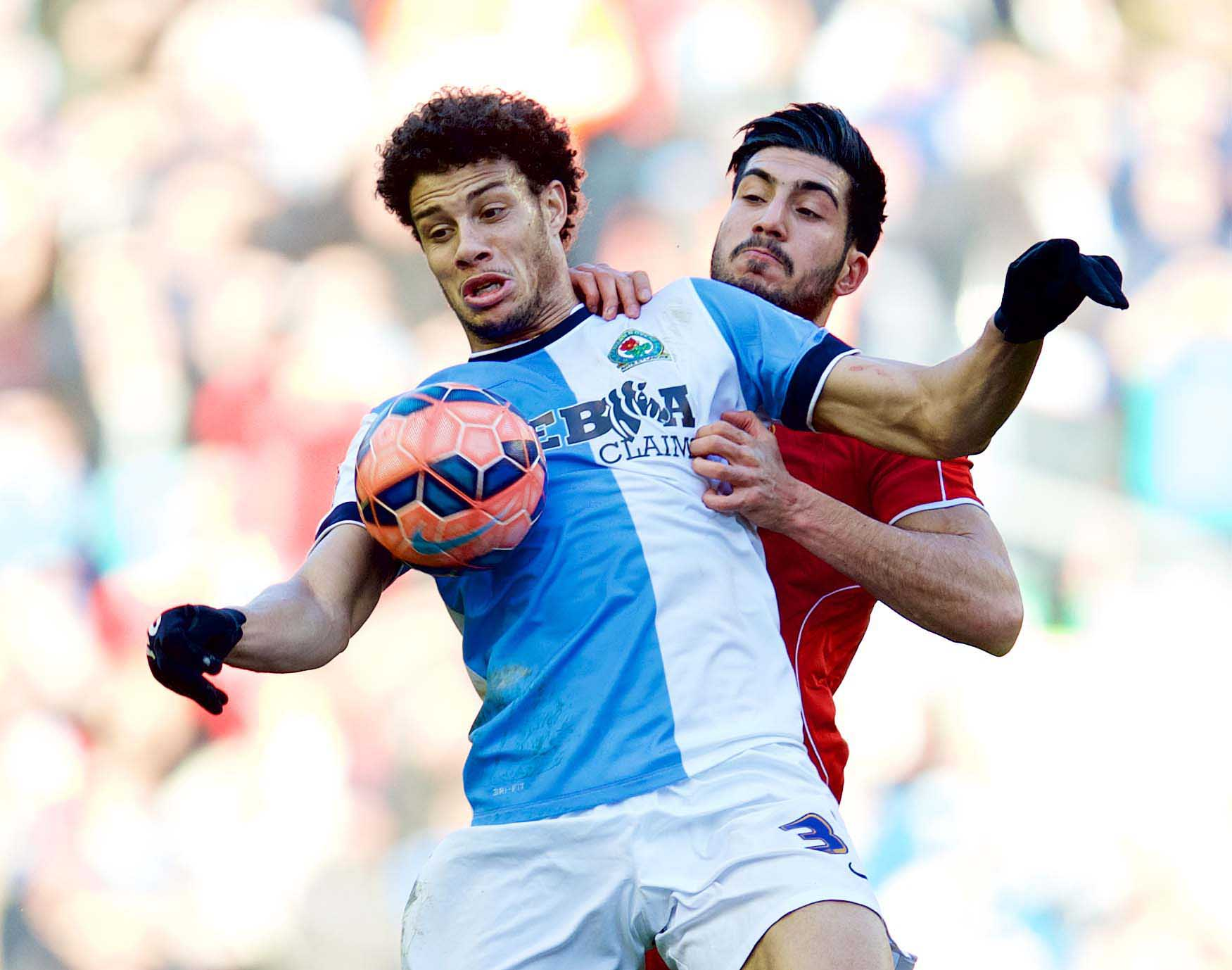ENEMY LINES: BLACKBURN v LIVERPOOL – THE ROVERS VIEW