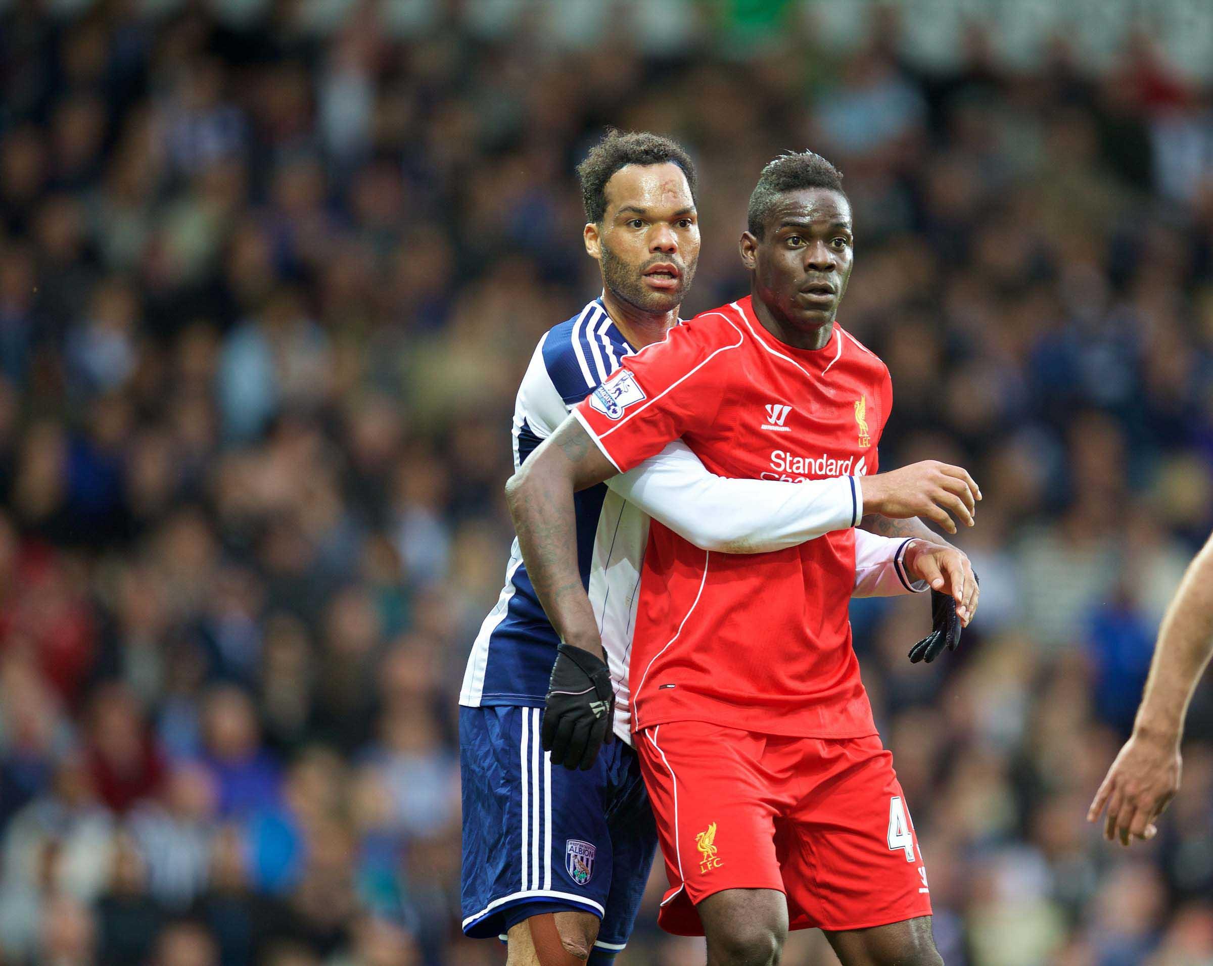 Football - FA Premier League - West Bromwich Albion FC v Liverpool FC