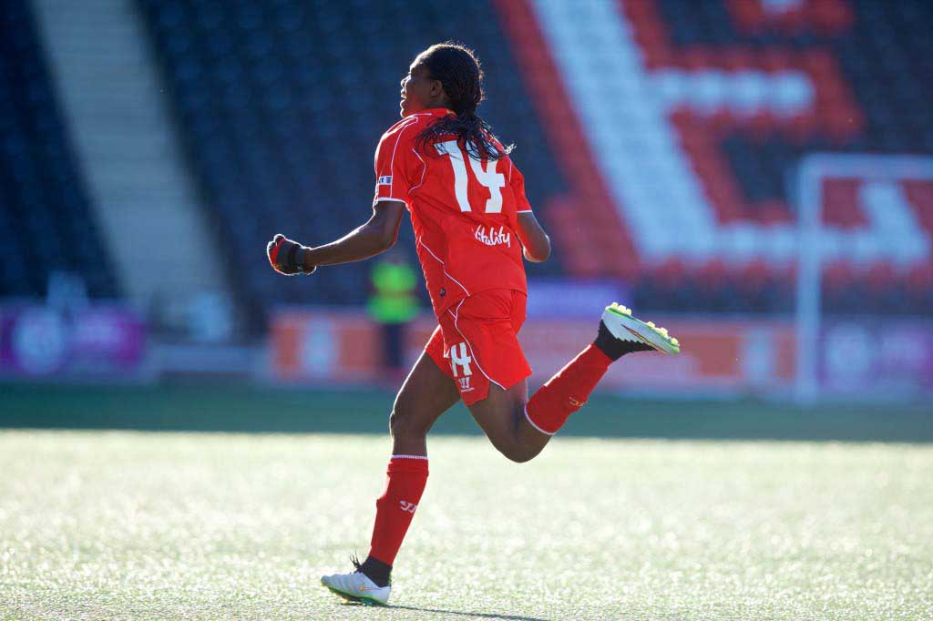 Football - FA Women's Super League - Liverpool Ladies FC v Manchester City Ladies FC