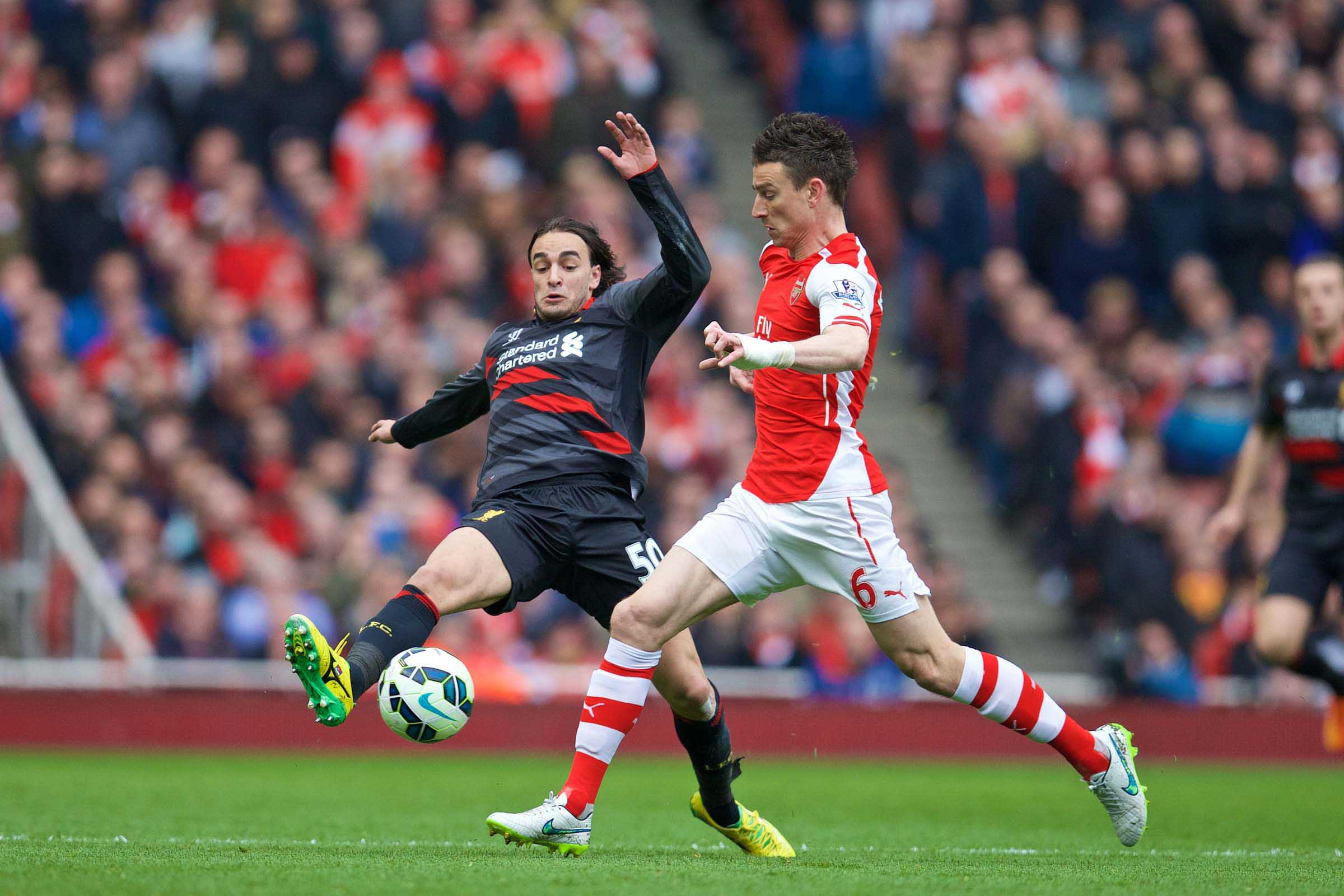 LAZAR'S QUEST: MARKOVIC HAS TO START FIRING FOR LIVERPOOL